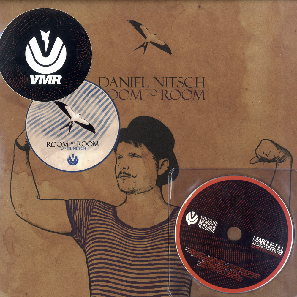 Daniel Nitsch - ROOM TO ROOM