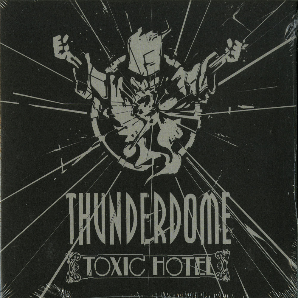 Various Artists - THUNDERDOME - TOXIC HOTEL