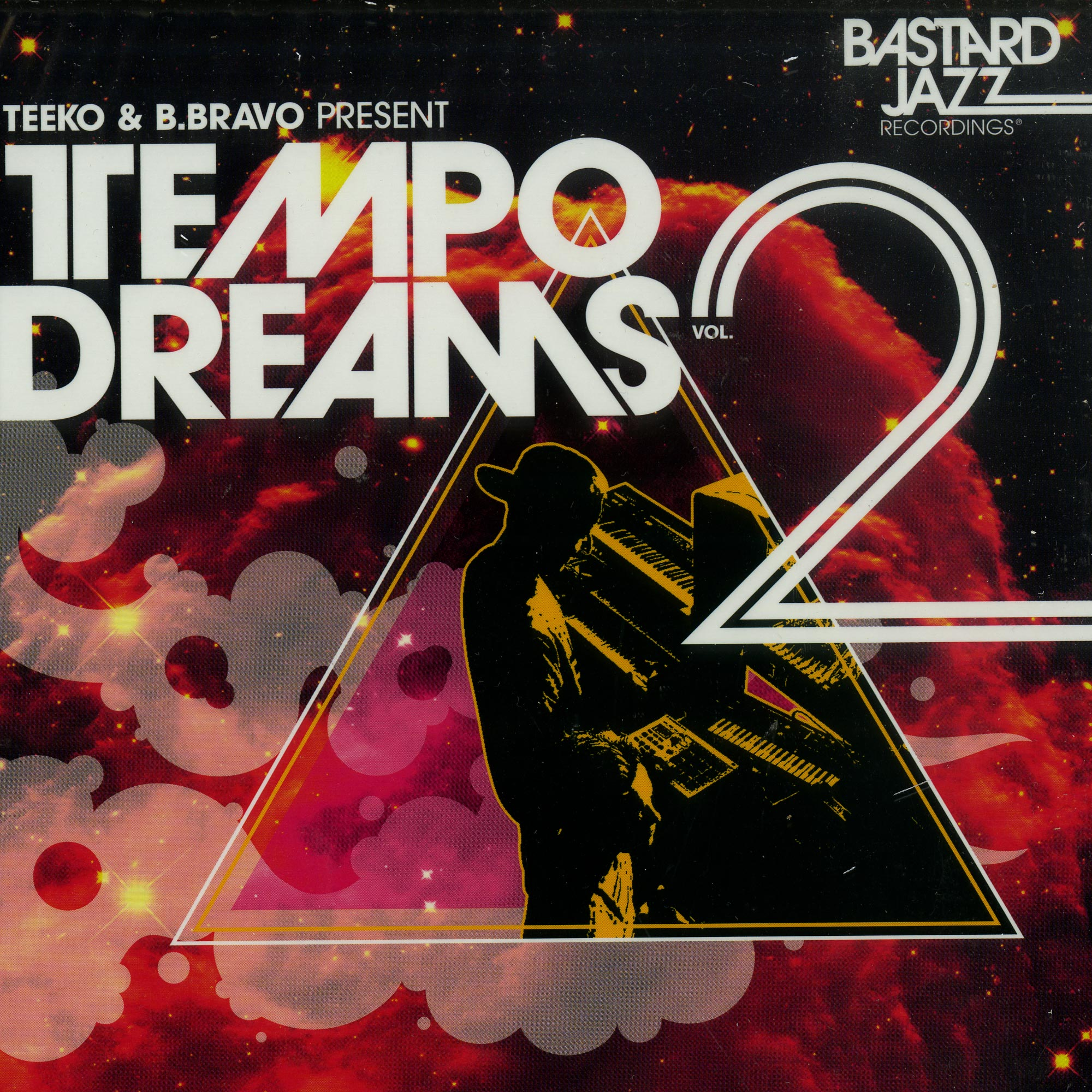 Teeko and B.Bravo pres - TEMPO DREAMS VOL.2
