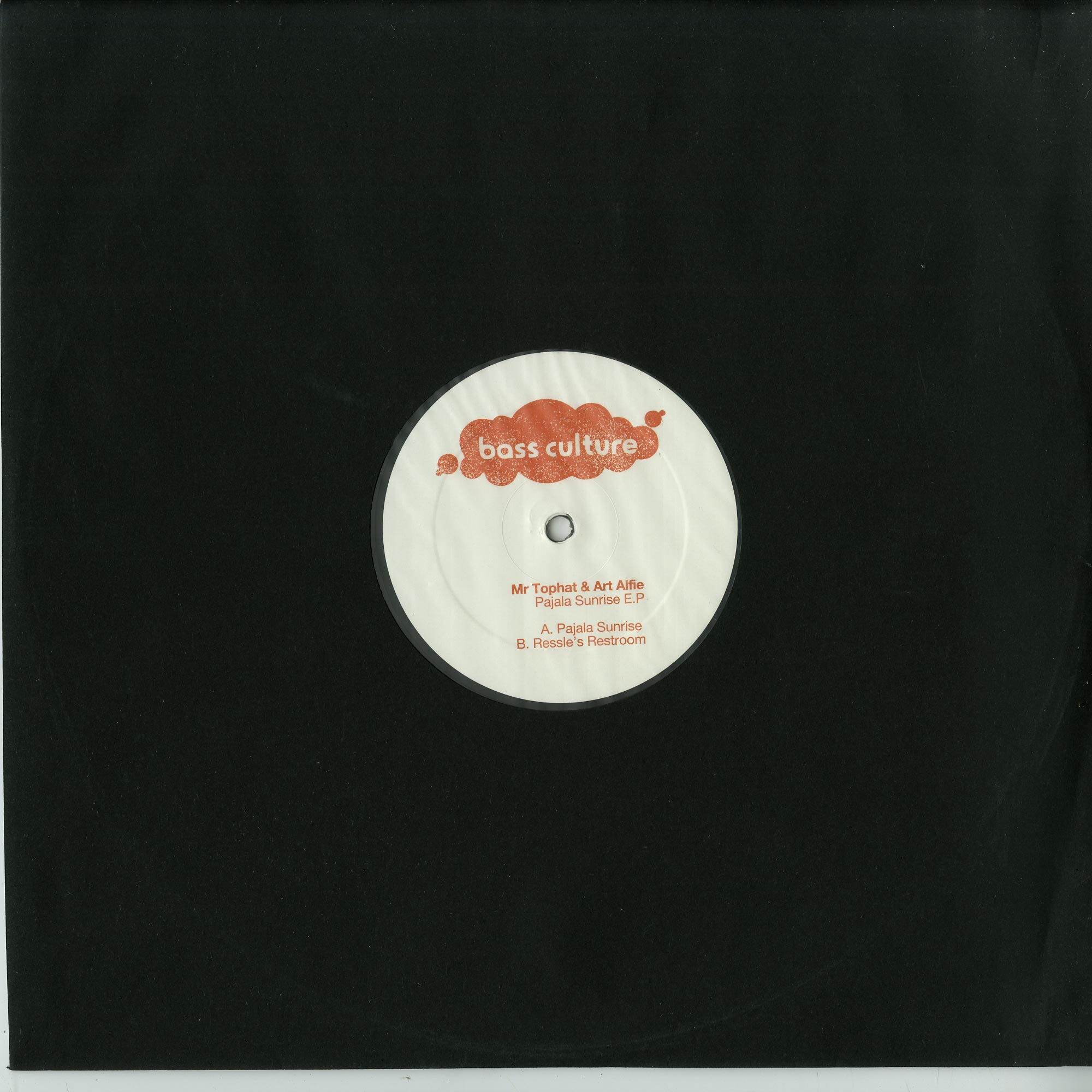 Mr Tophat & Art Alfie - PAJALA SUNRISE EP