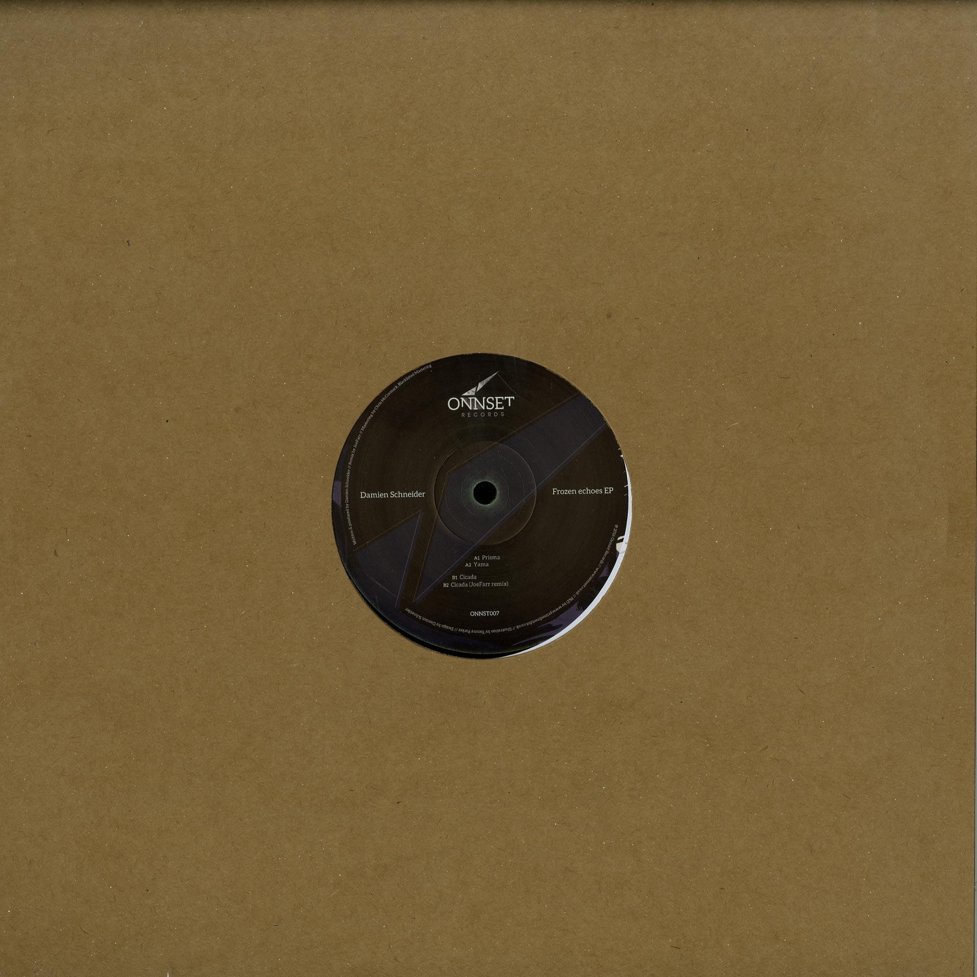 Damien Schneider - Frozen Echoes EP