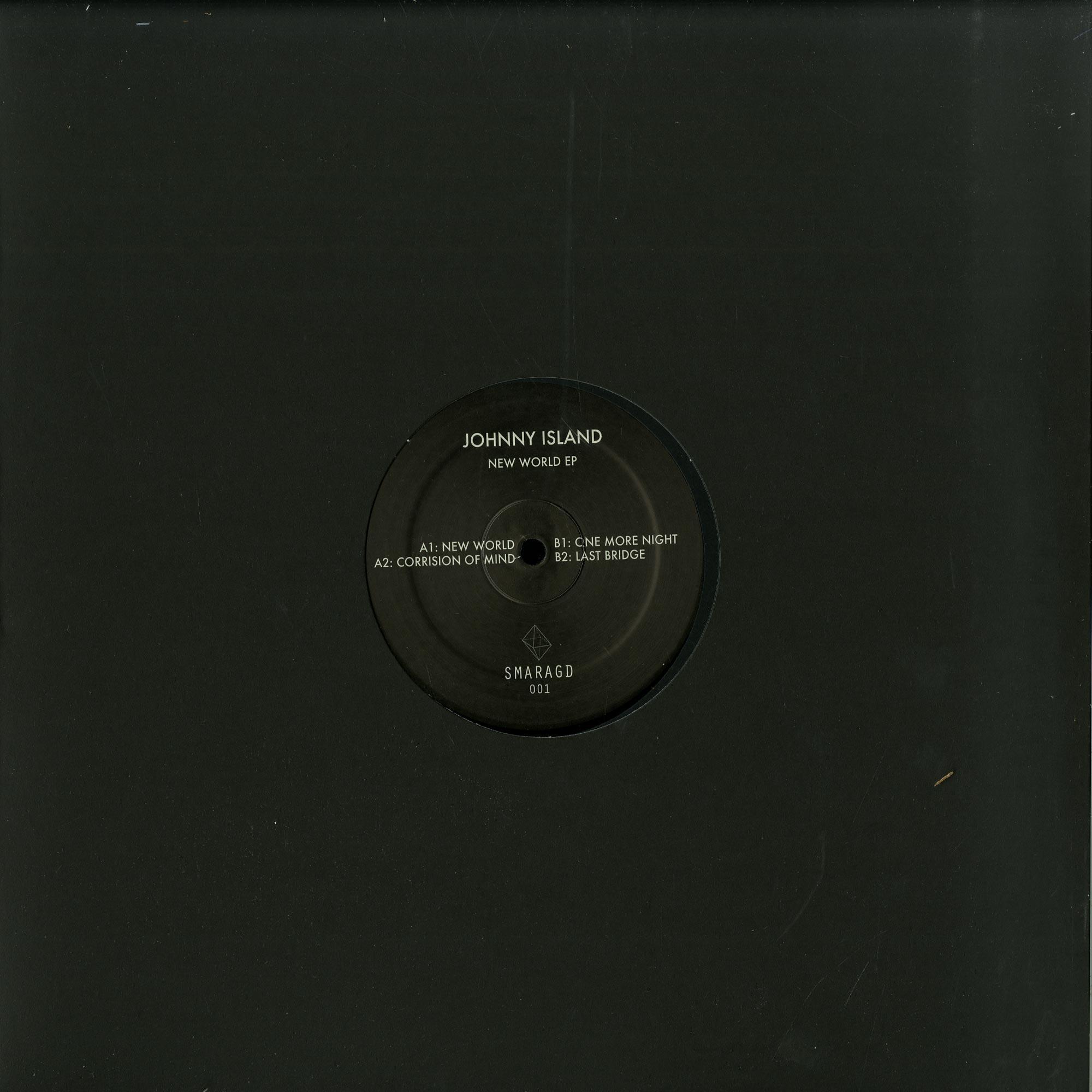 Johnny Island - NEW WORLD EP