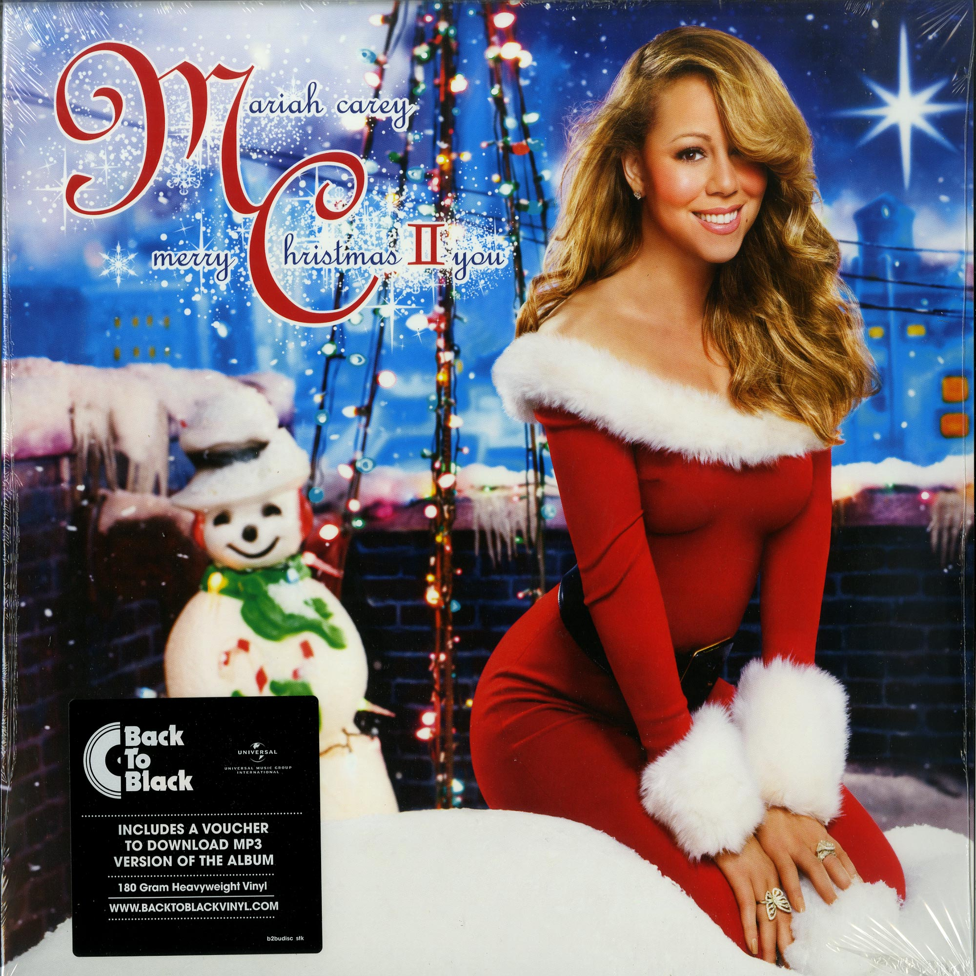 Mariah Carey Christmas.Mariah Carey Merry Christmas Ii You