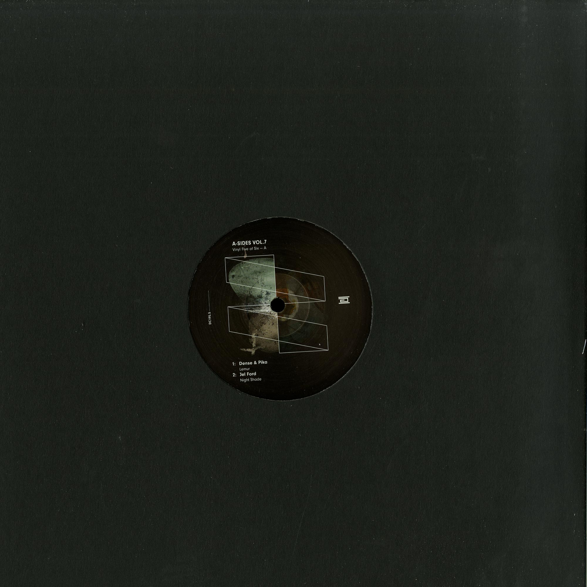 Dense & Pika, Jel Ford, Man With No Shadow - A-SIDES VOL.7 PART 5
