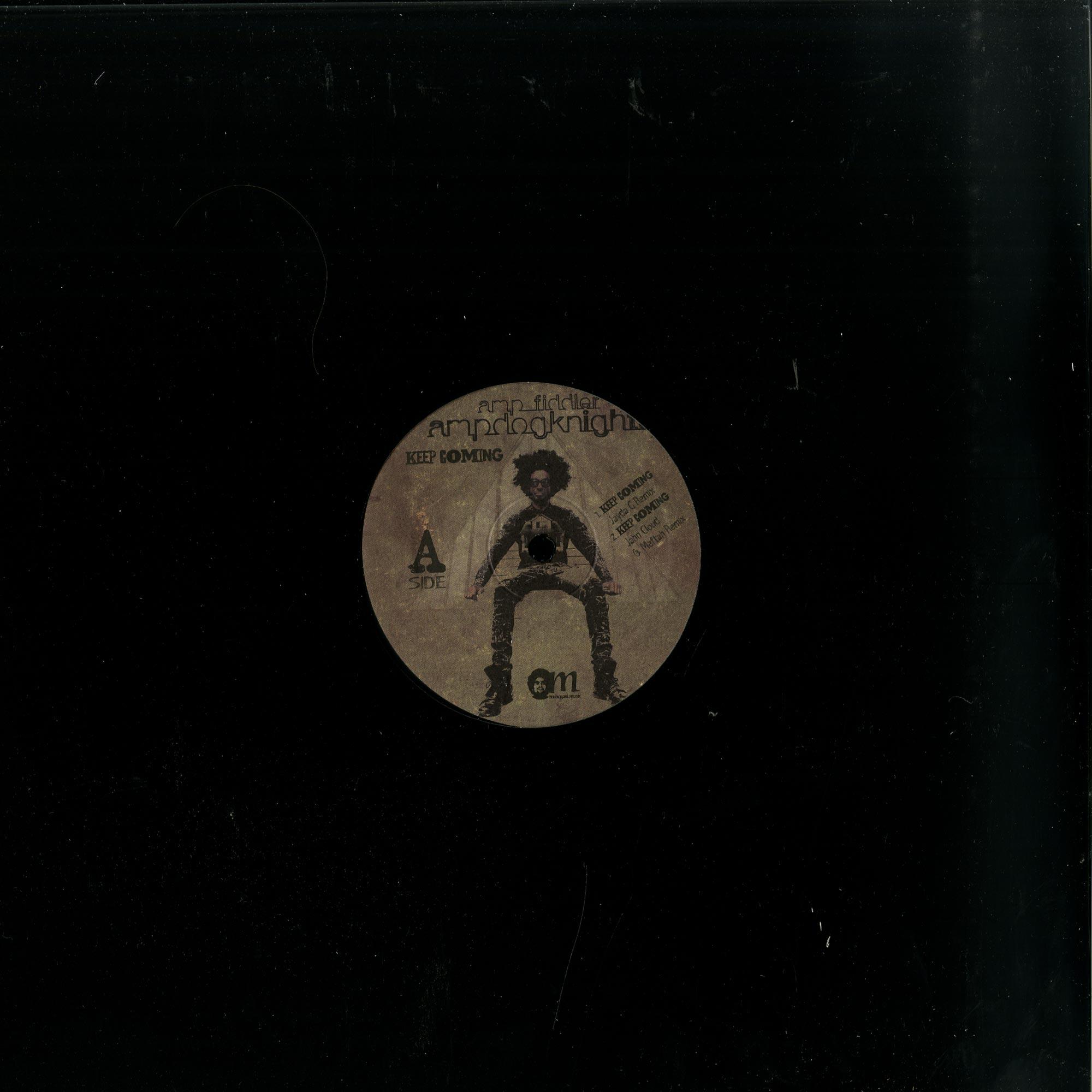 Amp Fiddler - KEEP COMING REMIX