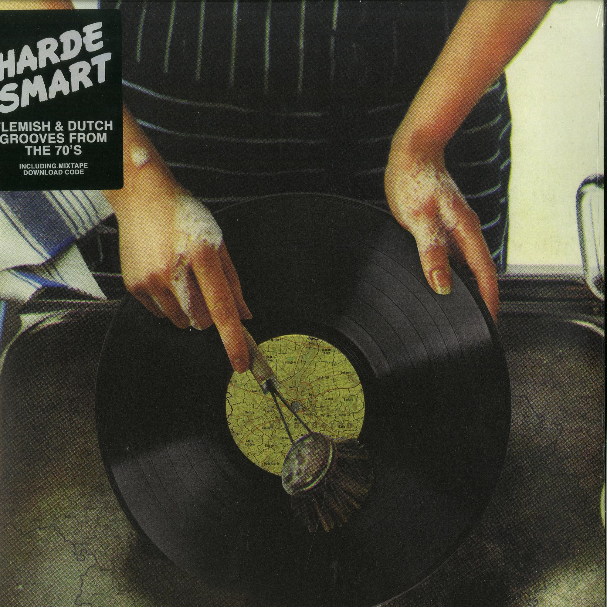 Various Artists - HARDE SMART: FLEMISH & DUTCH GROOVES FROM THE 70