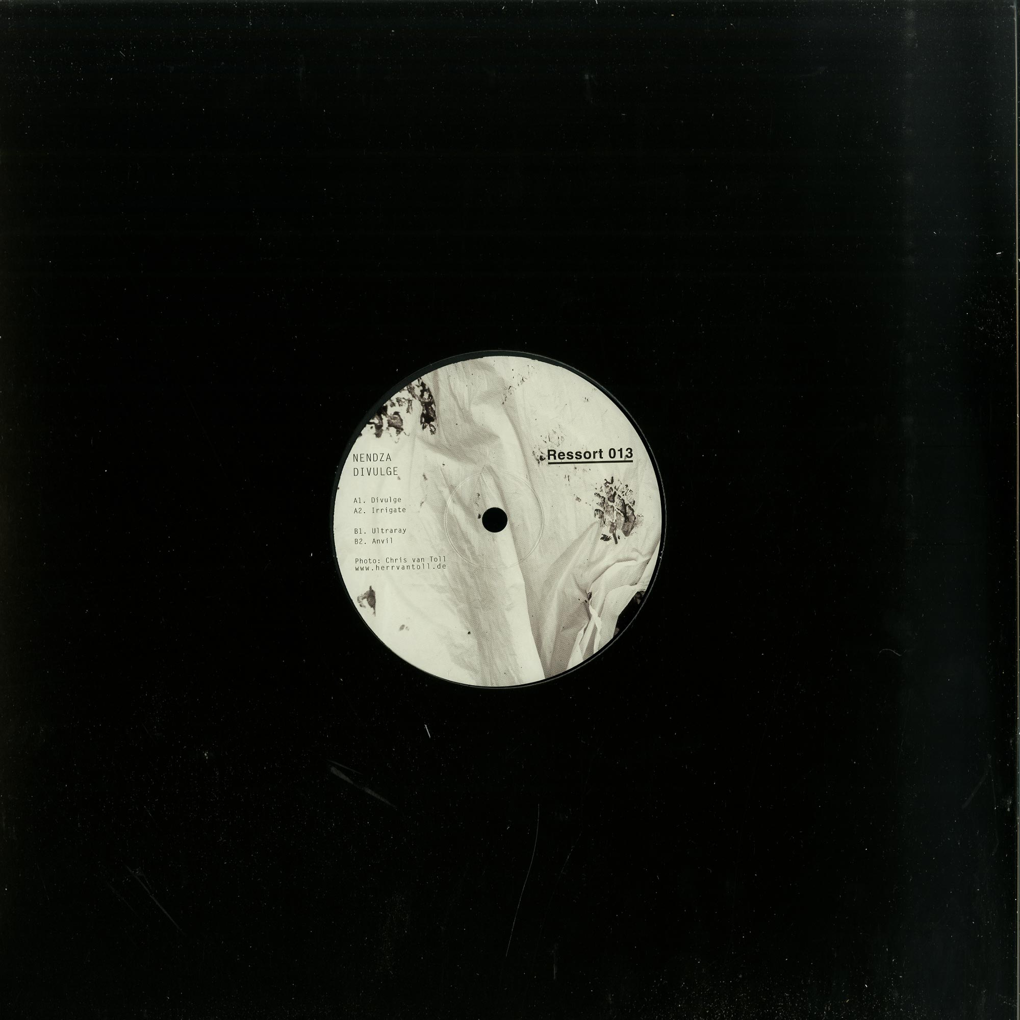 Nendza - DIVULGE EP