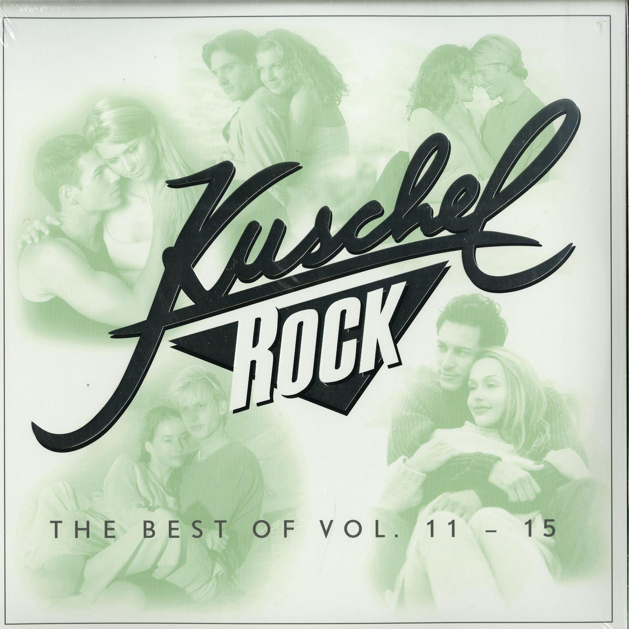 Various - KUSCHELROCK THE BEST OF VOL 11-15