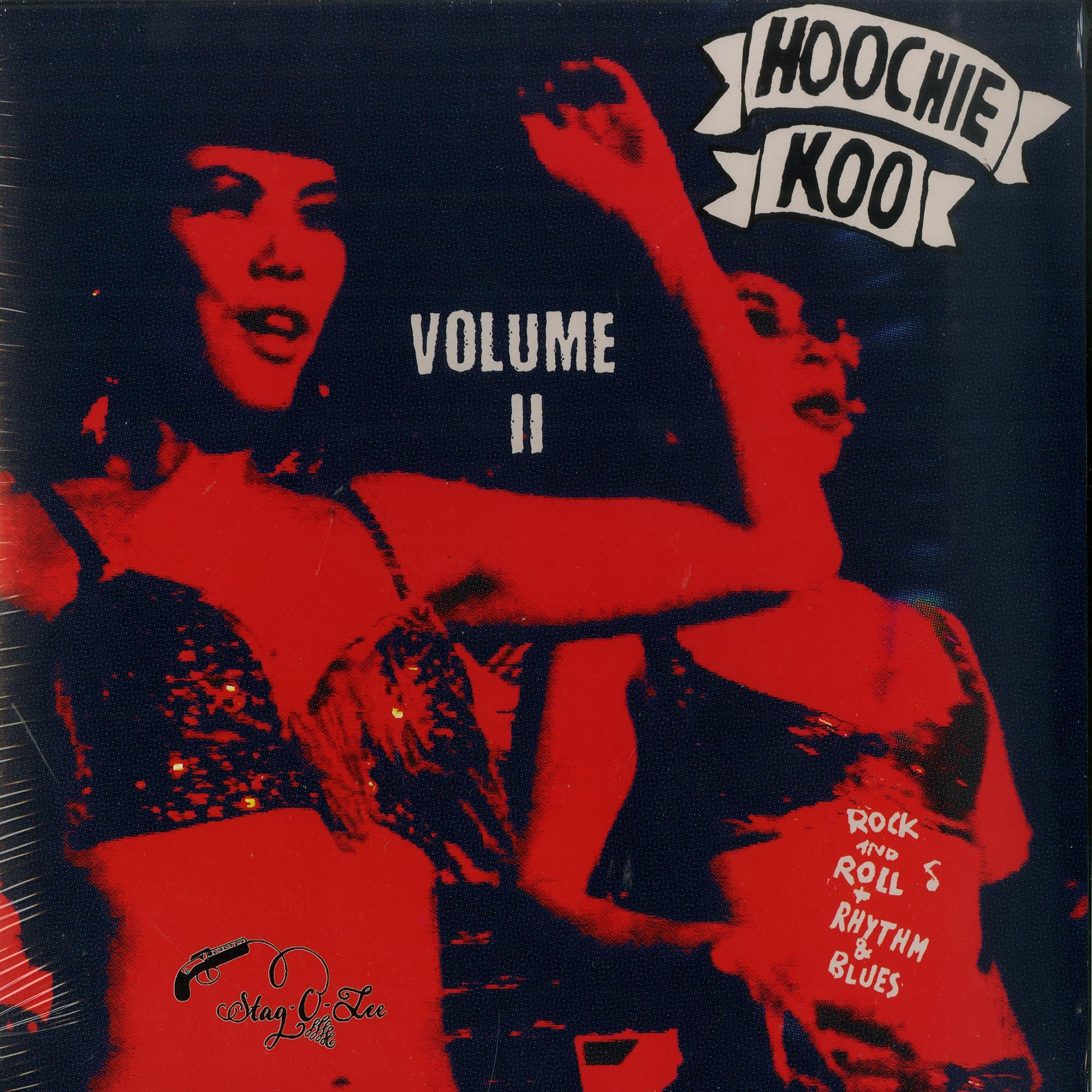Various Artists - THE HOOCHIE KOO 02