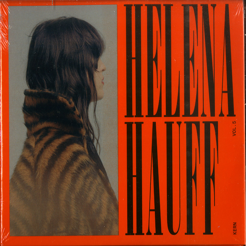 Helena Hauff - KERN VOL. 5 - EXCLUSIVES + RARITIES