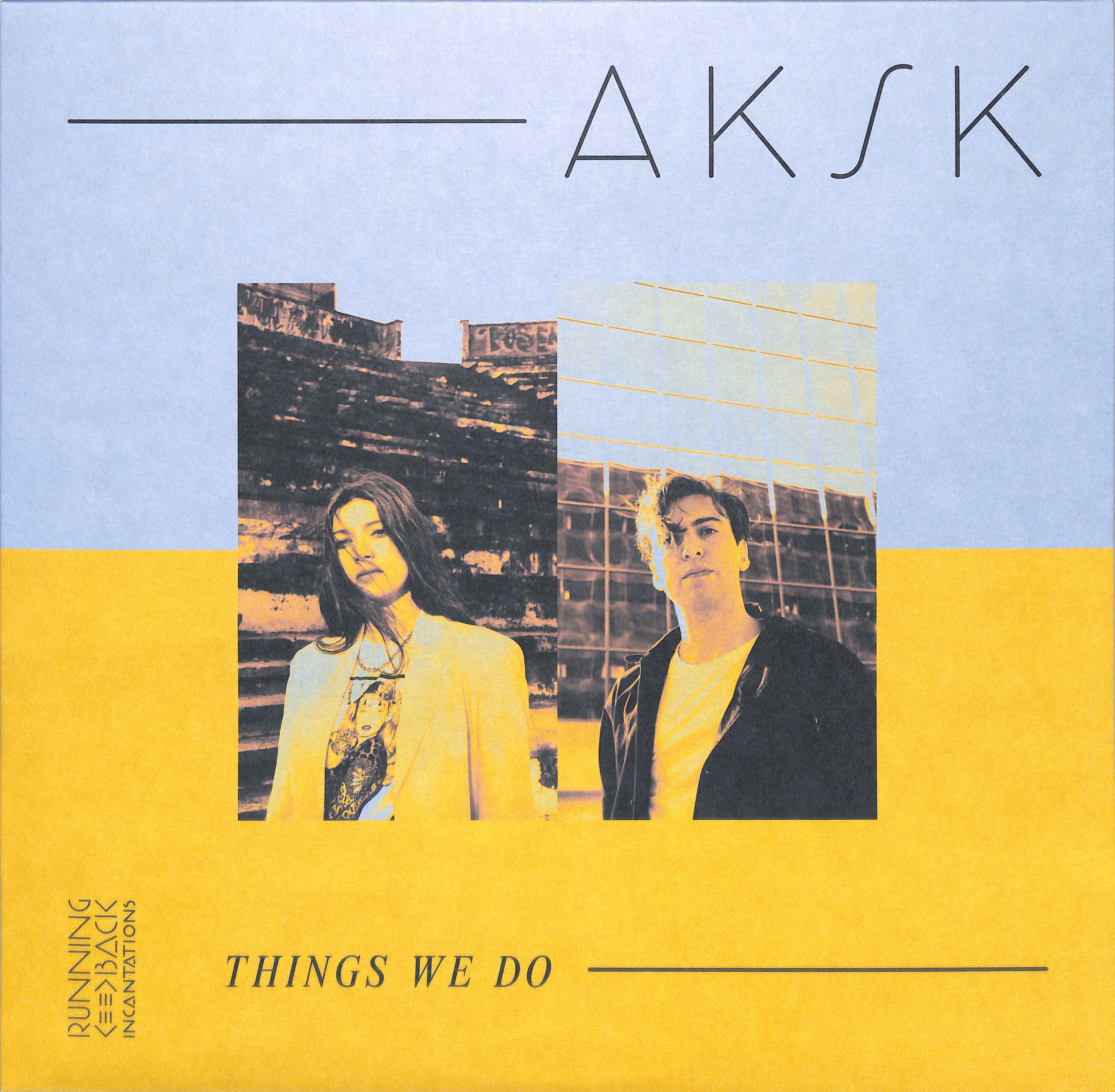 Aksk - THINGS WE DO