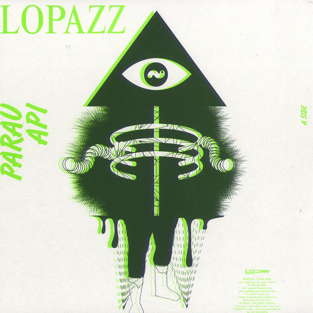 Lopazz / Pleinsoleil  - BY INVITATION ONLY PART III