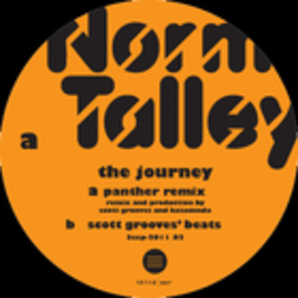 Norm Talley - THE JOURNEY