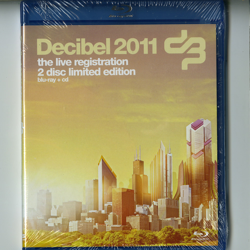 Various Artists - DECIBEL 2011