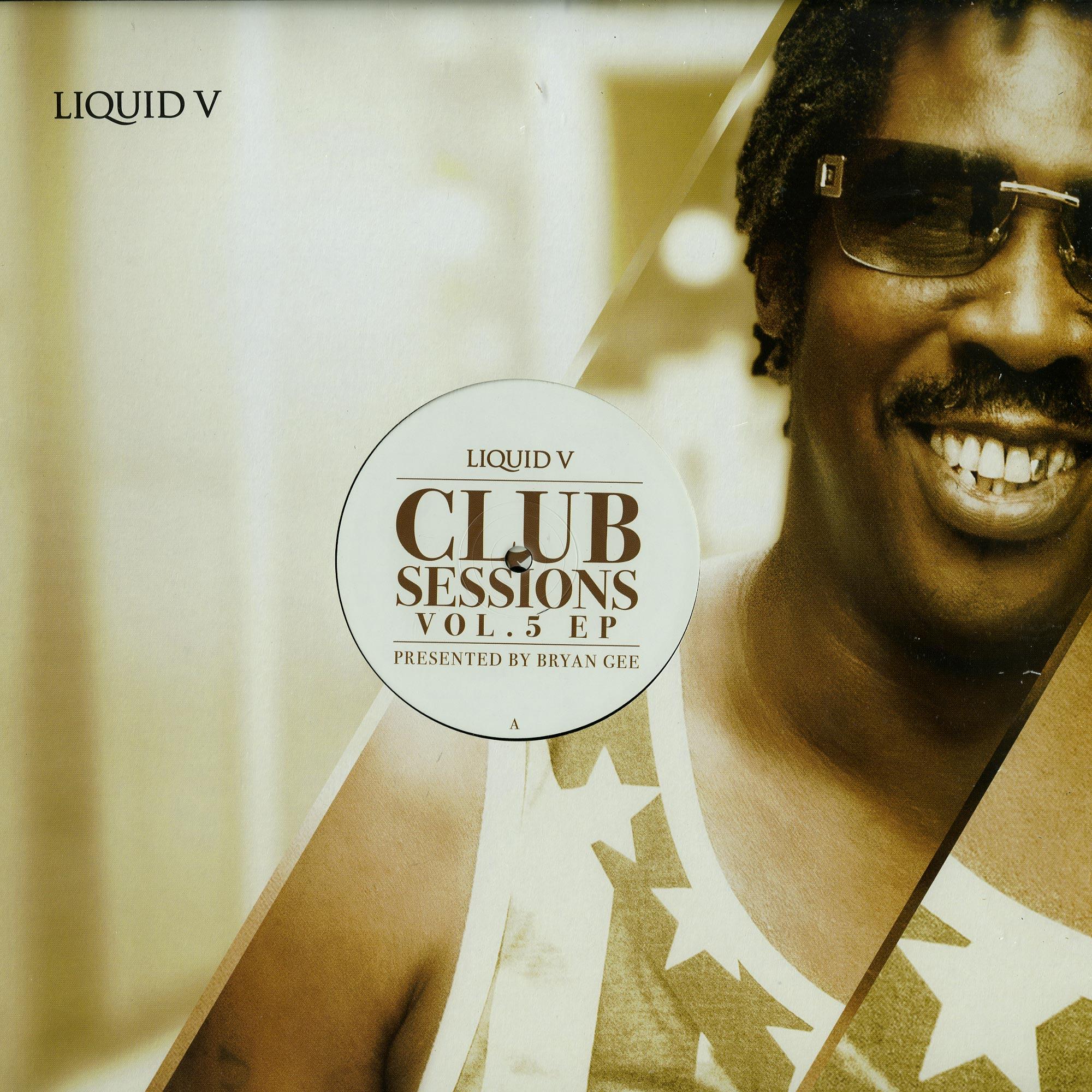 Various Artists - LIQUID V CLUB SESSIONS VOL 5 EP