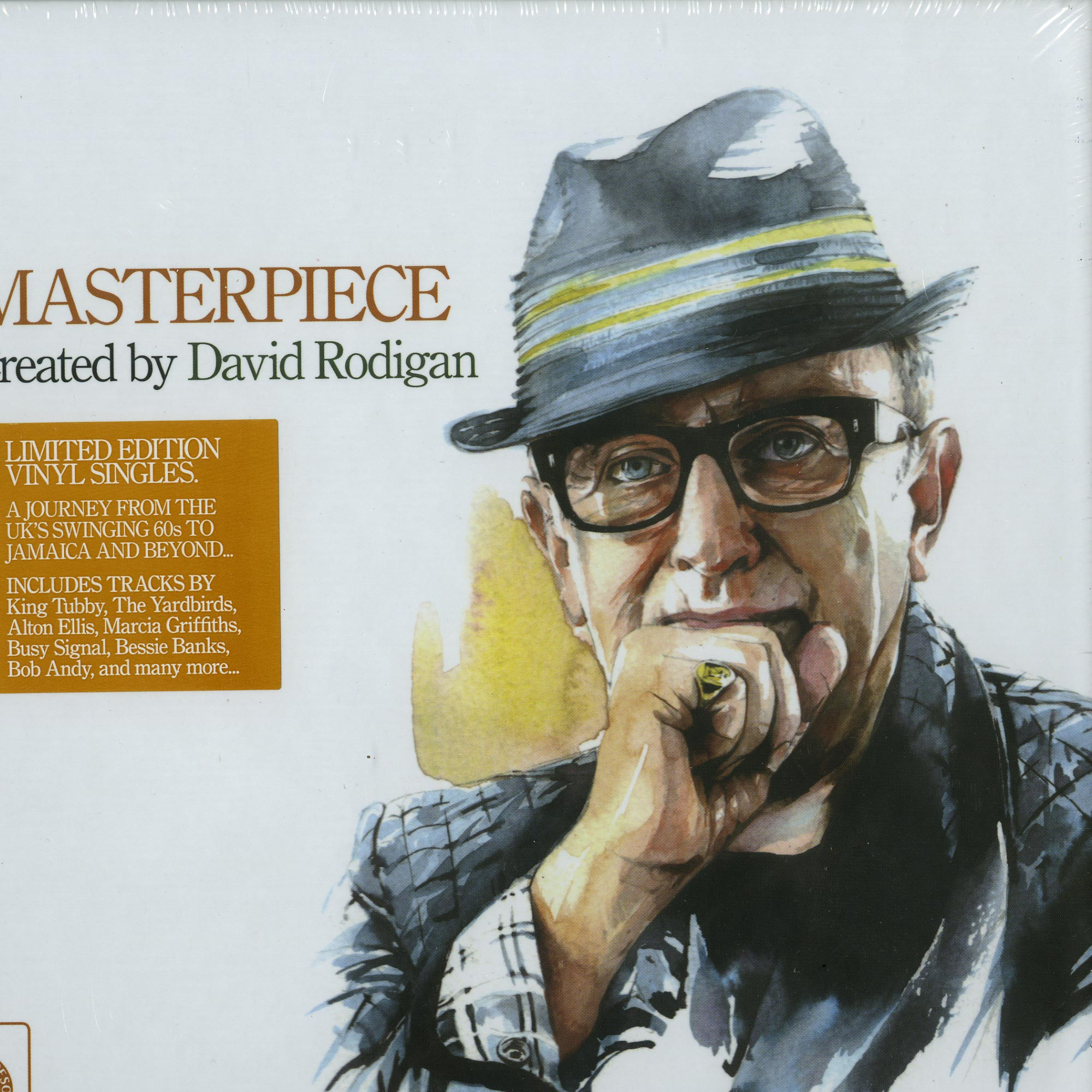 Various Artists / David Rodigan - MASTERPIECE: CREATED BY DAVID RODIGAN