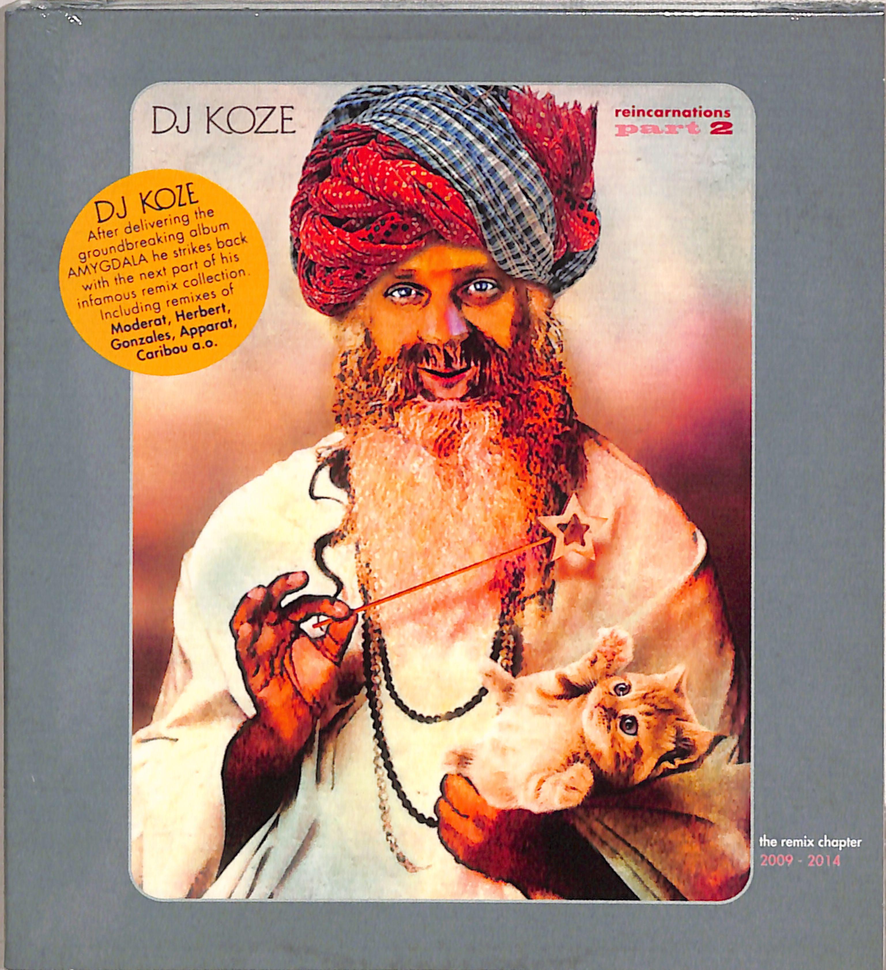 DJ Koze - REINCARNATIONS PART 2