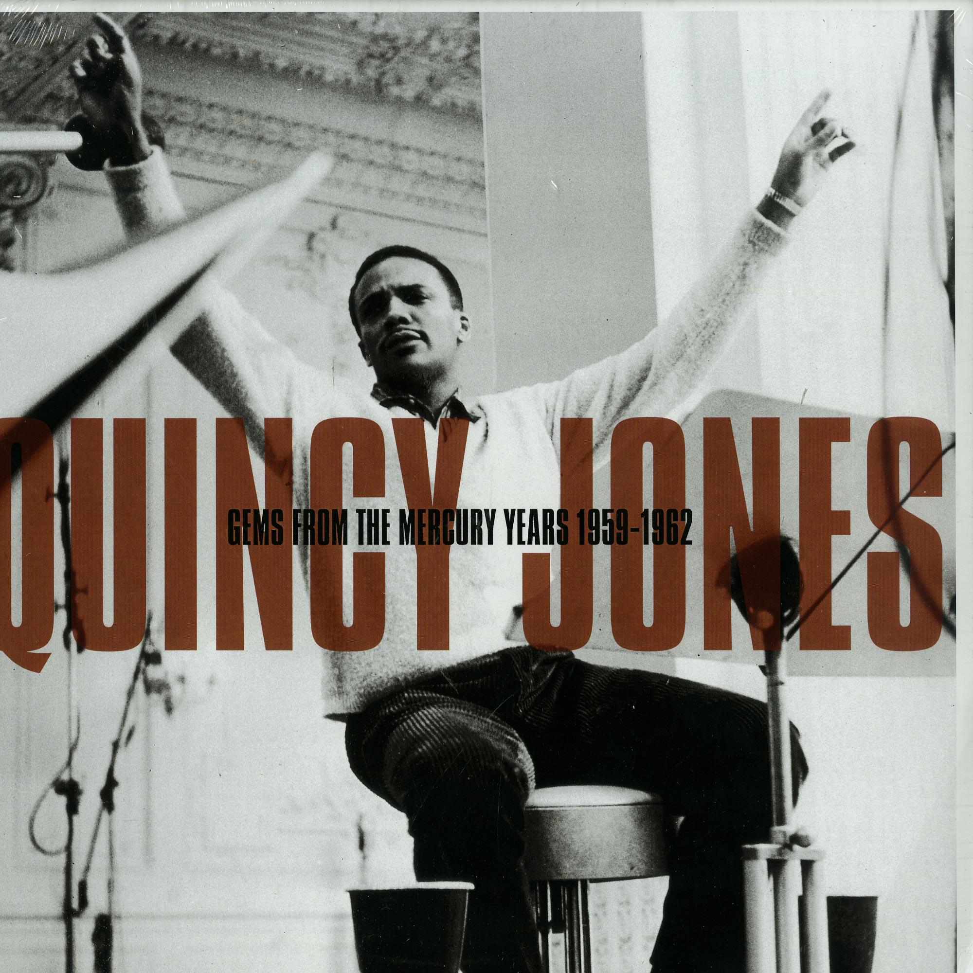 Quincy Jones - GEMS FROM THE MERCURY YEARS 1959 - 1962