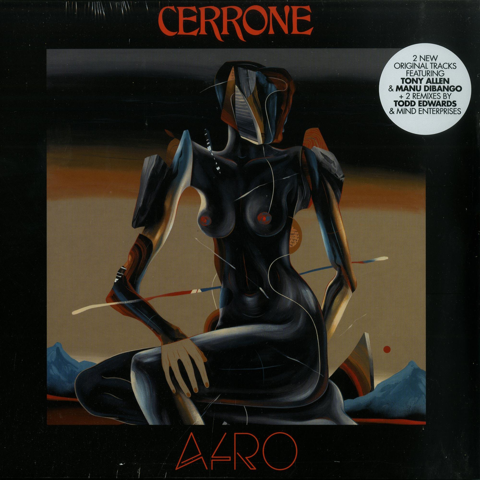 Cerrone ft. Tony Allen & Manu Dibango - AFRO