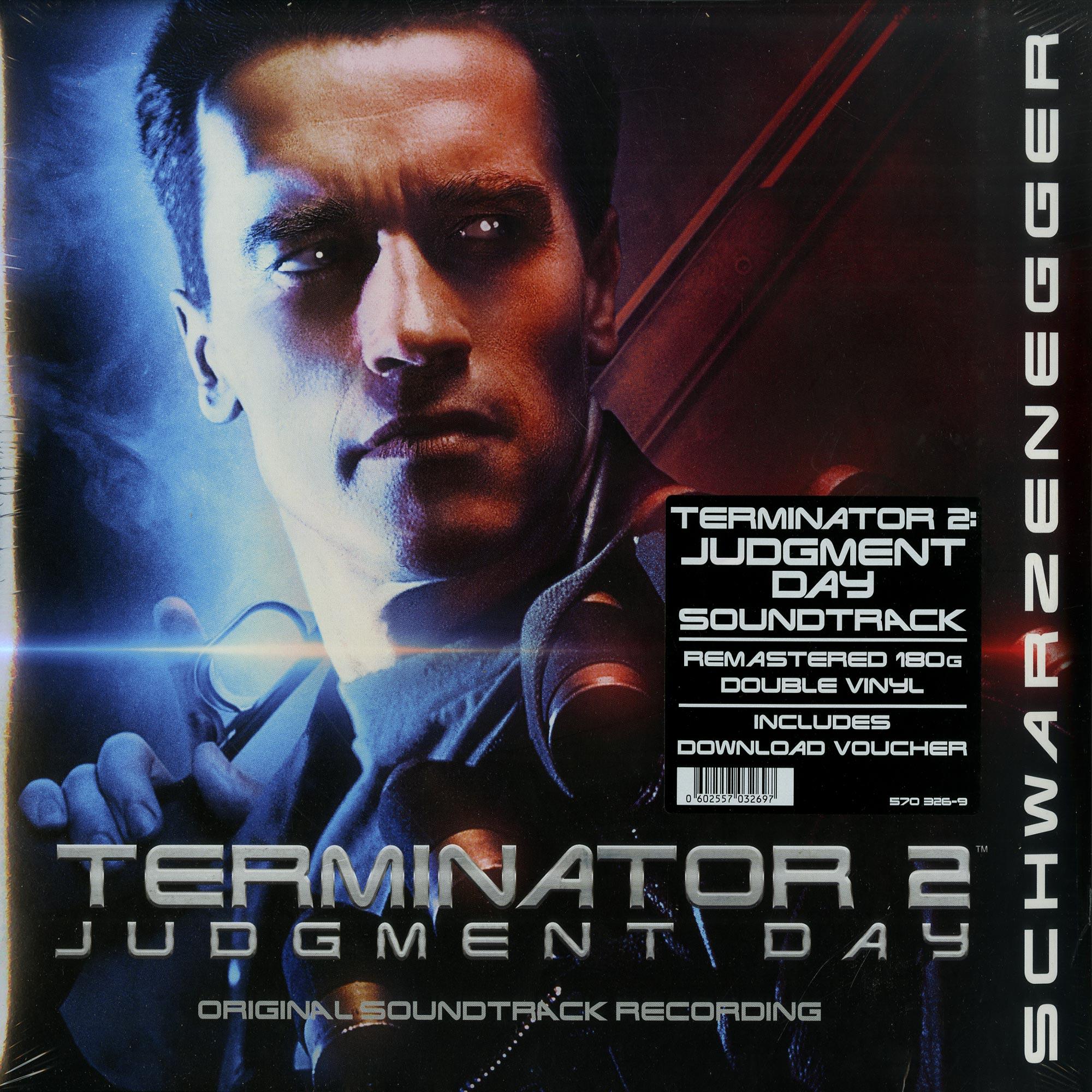 brad fiedel the terminator theme mp3
