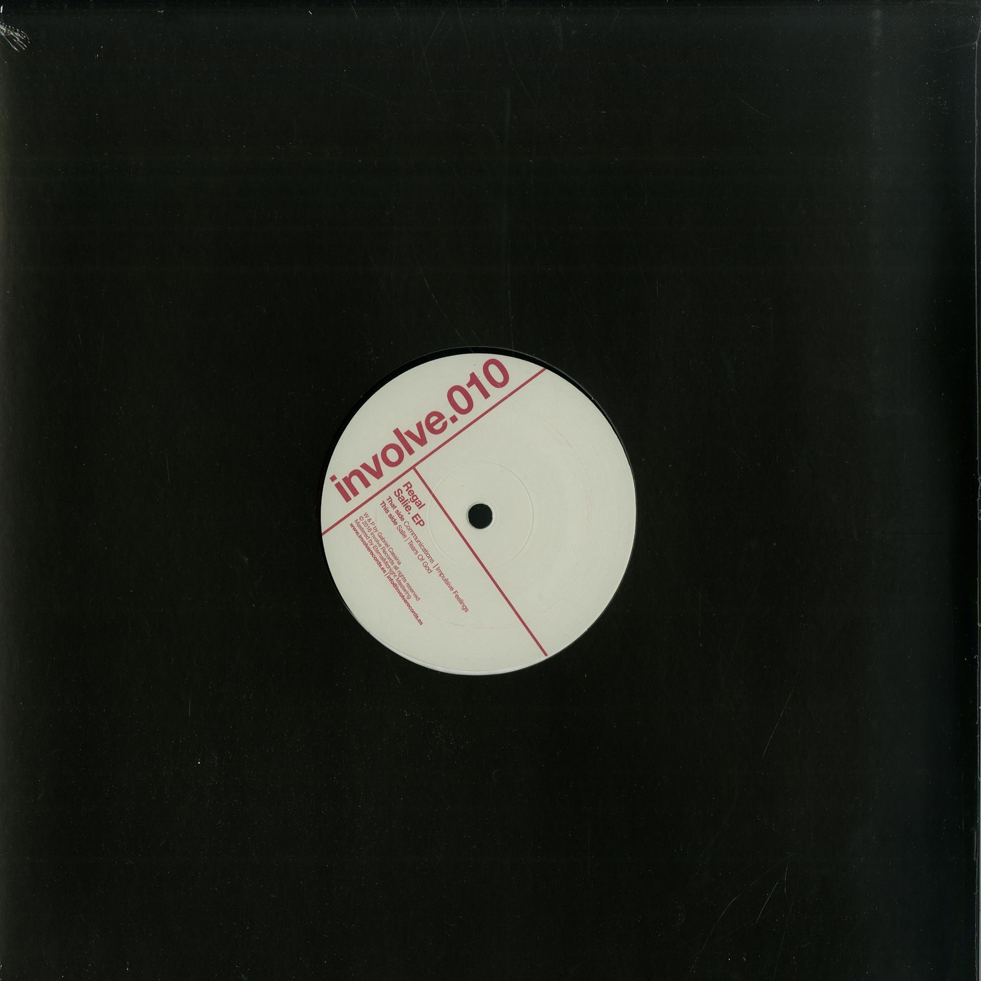 Regal - SALIE EP