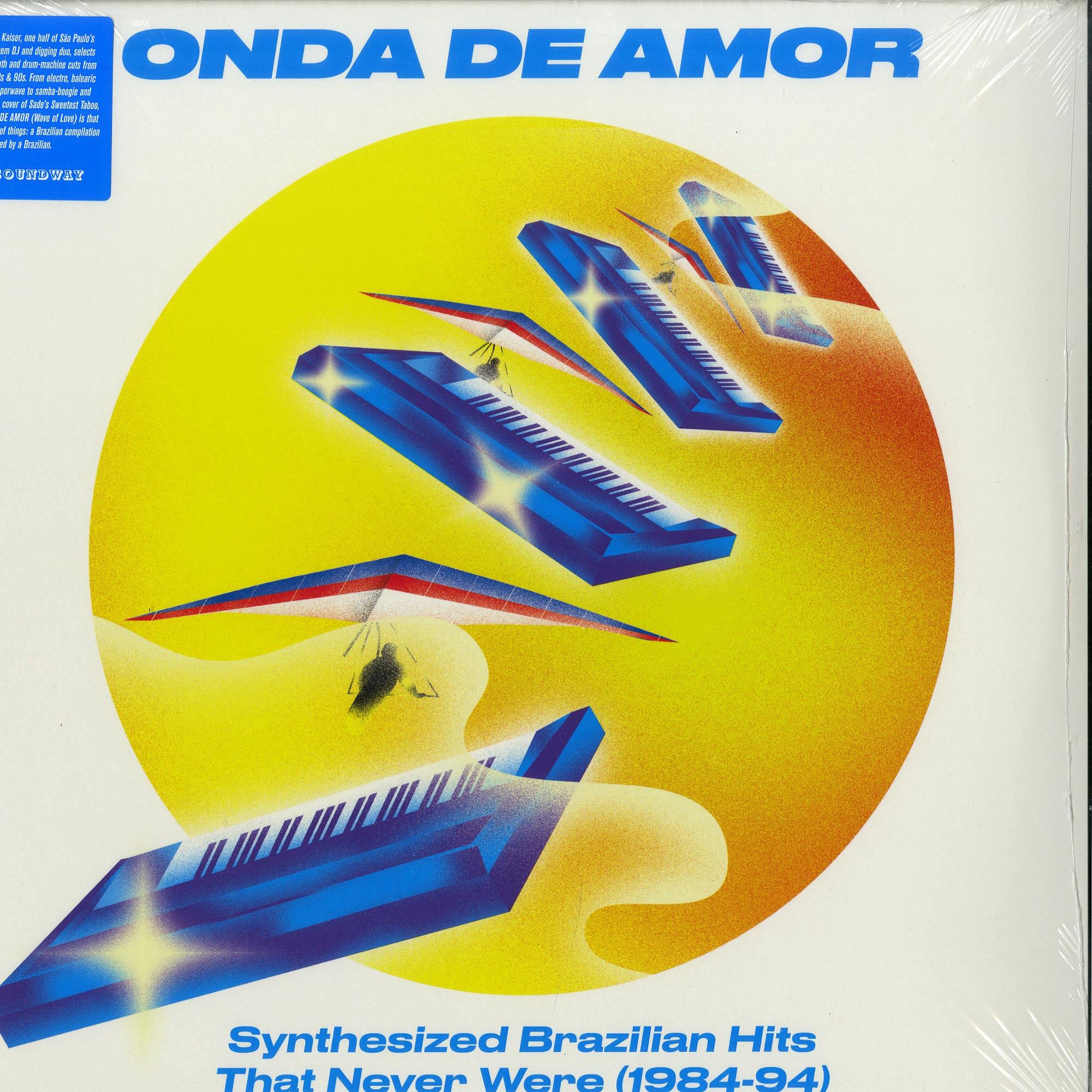 Various Artists - ONDA DE AMOR: SYNTHESIZED BRAZILIAN HITS THAT NEVER WERE
