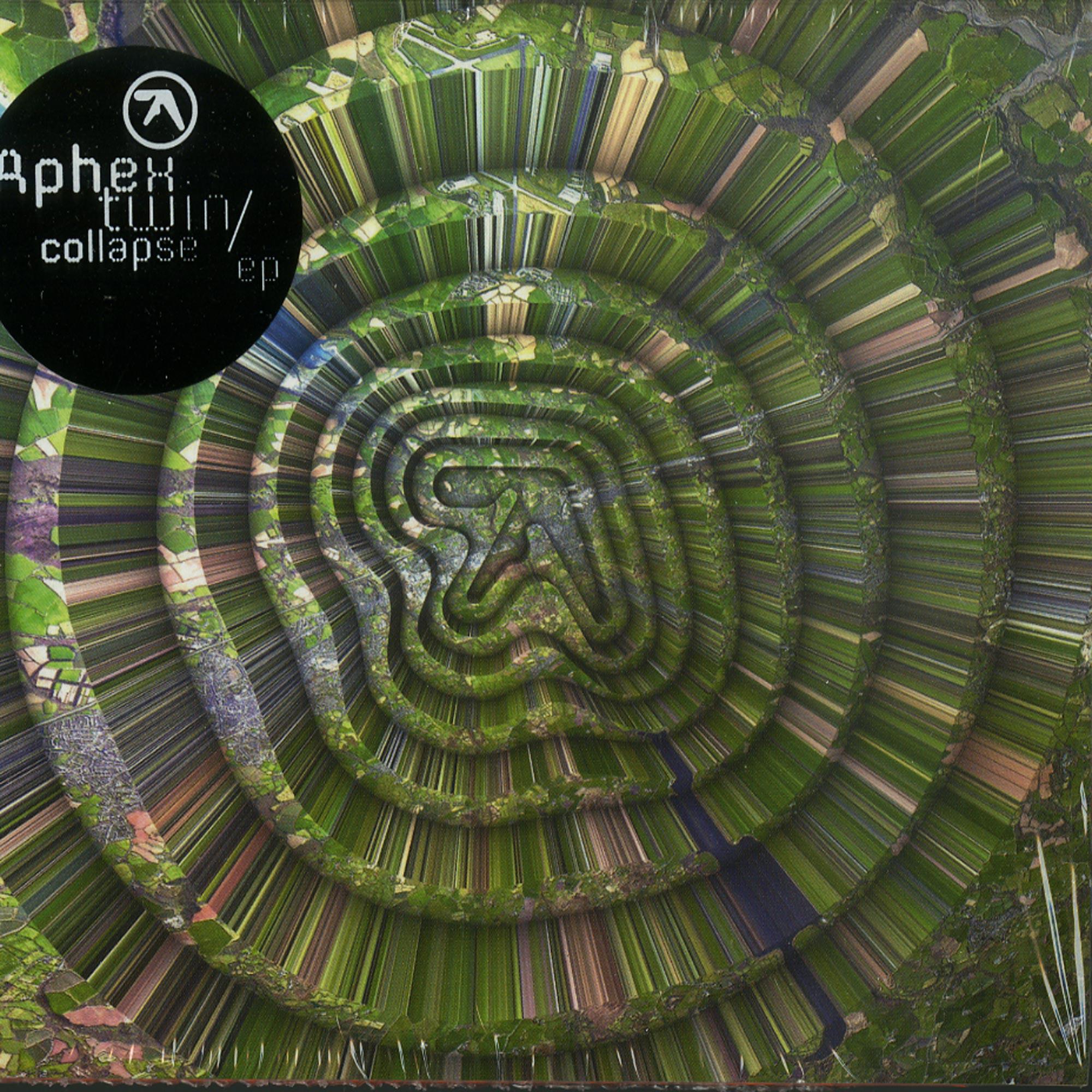 Aphex Twin - COLLAPSE EP