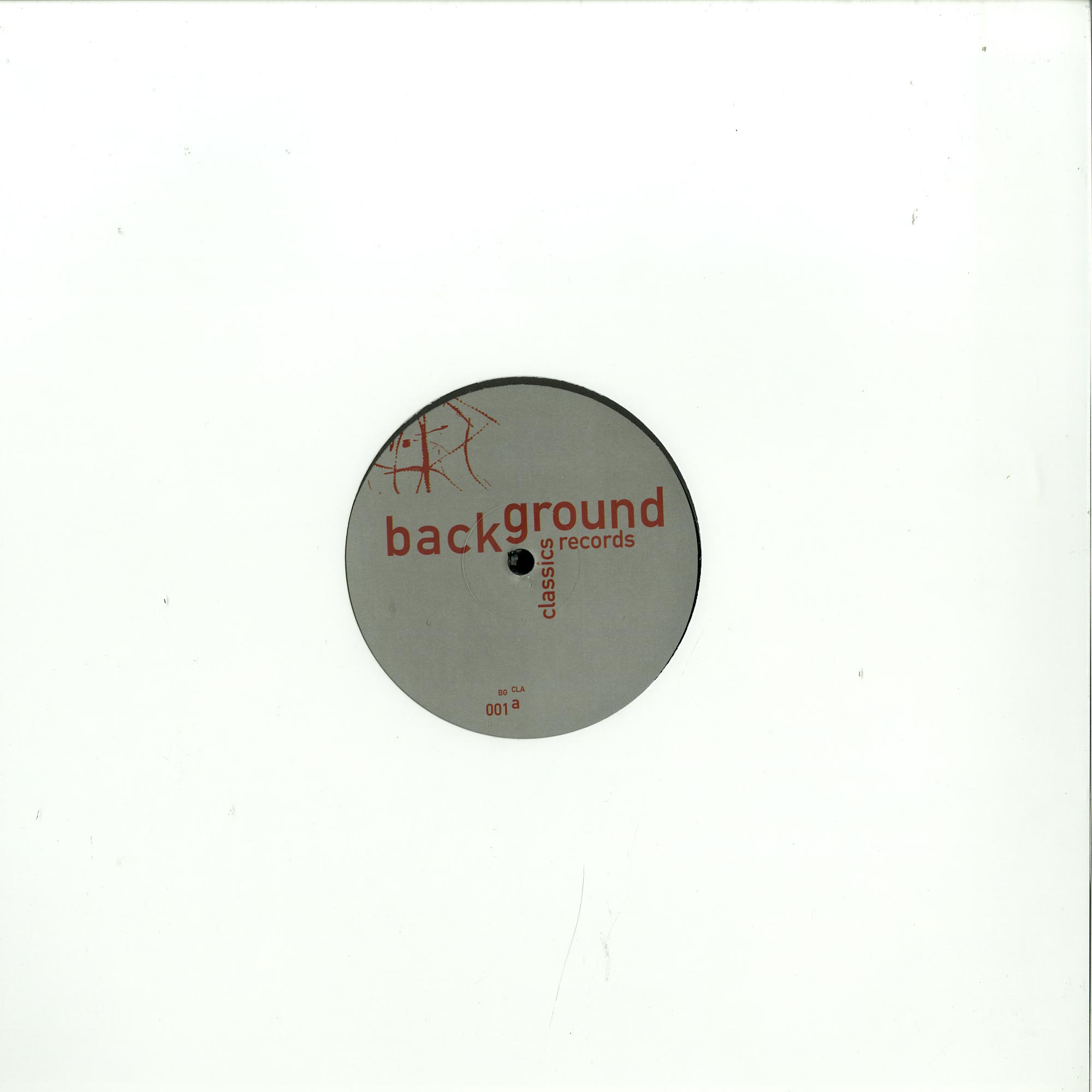 Andy Vaz / Kit Clayton / Todd Sines / Rhythm Maker - BACKGROUND CLASSICS  VOLUME 1