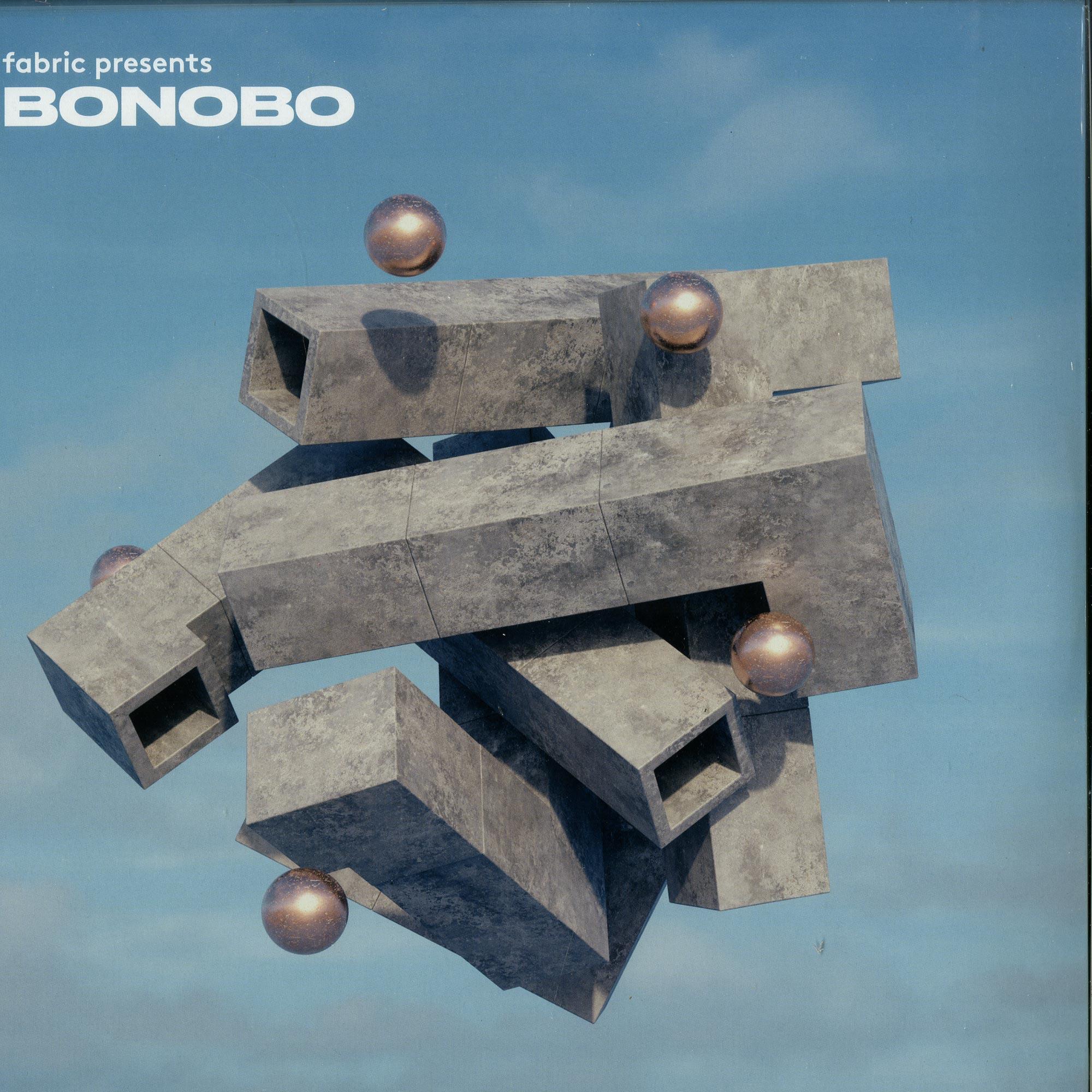 Bonobo - FABRIC PRESENTS: BONOBO
