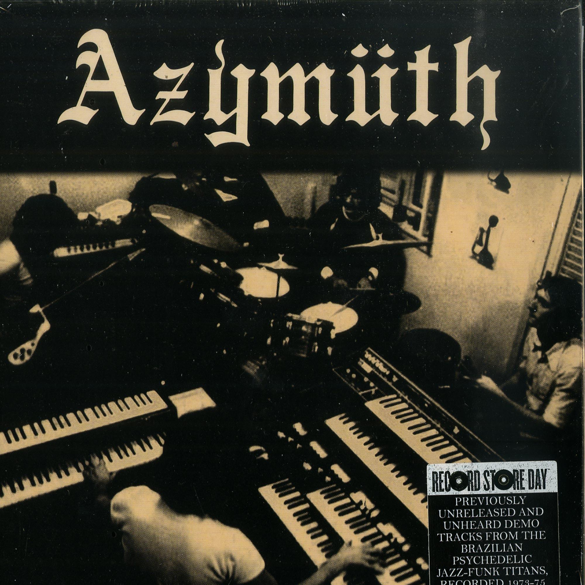 Azymuth - DEMOS 1973-75