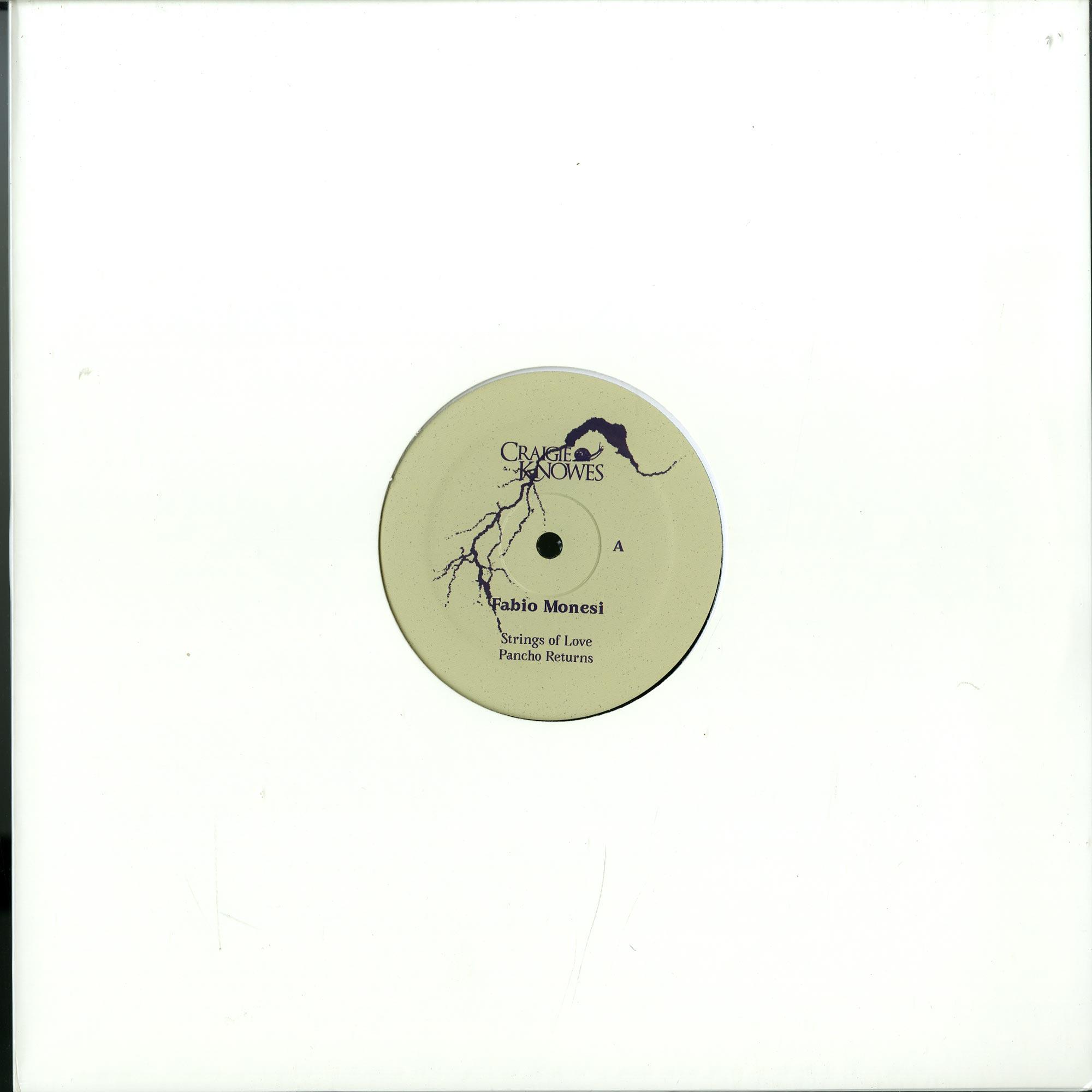 Fabio Monesi - STRINGS OF LOVE EP