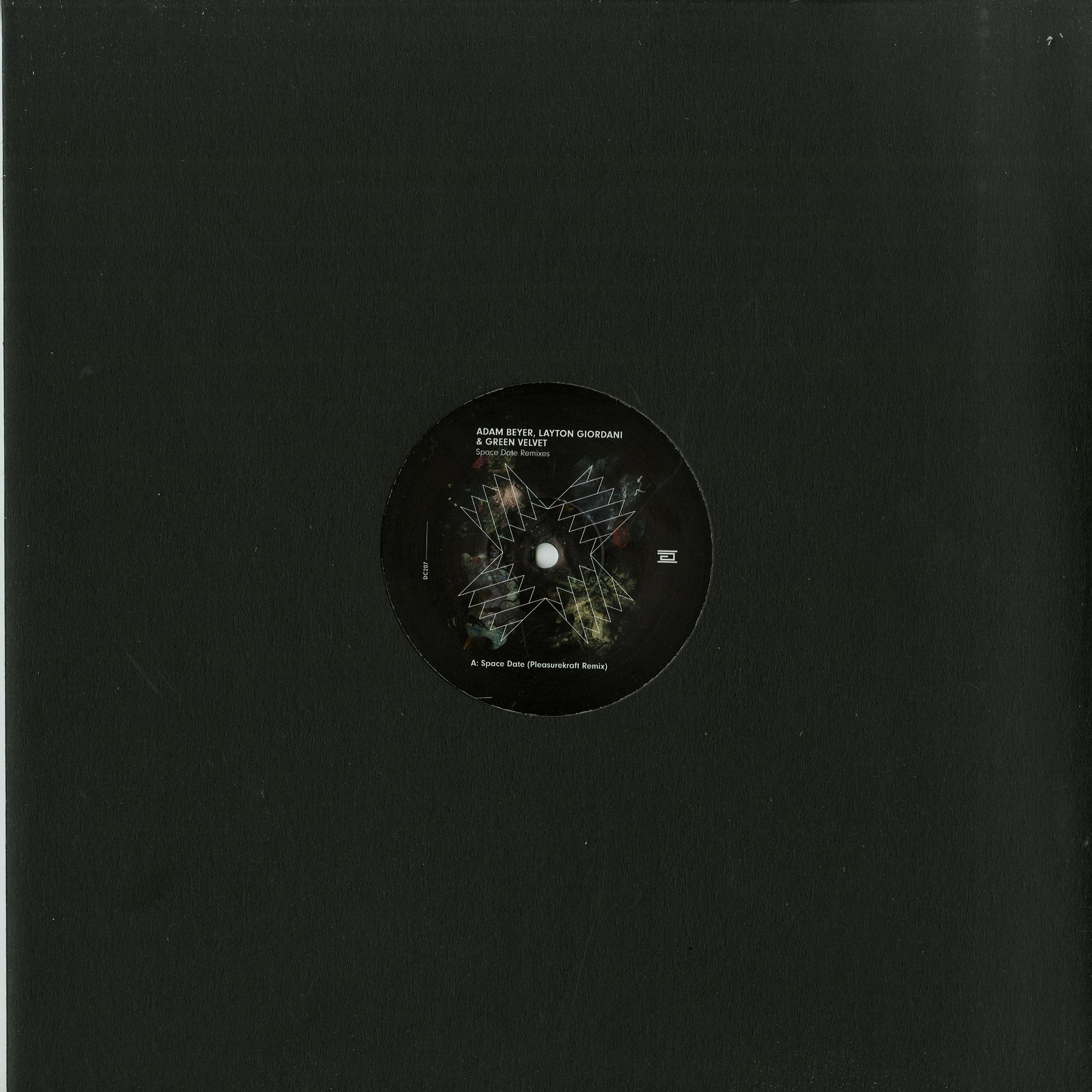 Adam Beyer, Layton Giordani & Green Velvet - SPACE DATE REMIXES