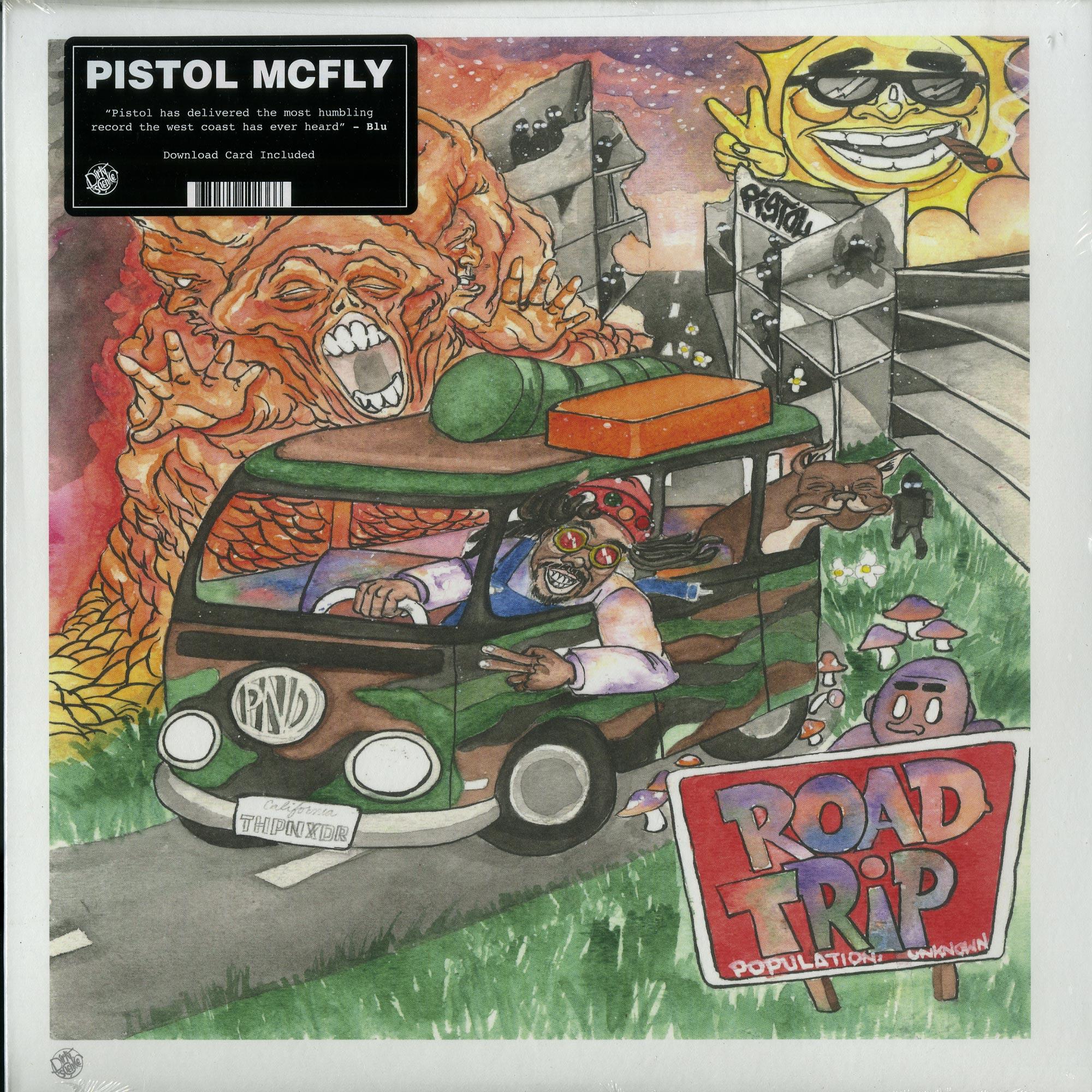 Pistol McFly - ROAD TRIP