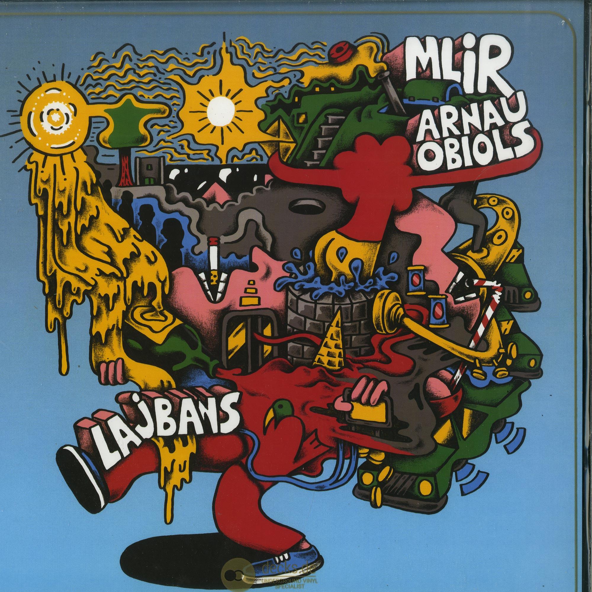 MLiR & Arnau Obiols - LAJBANS