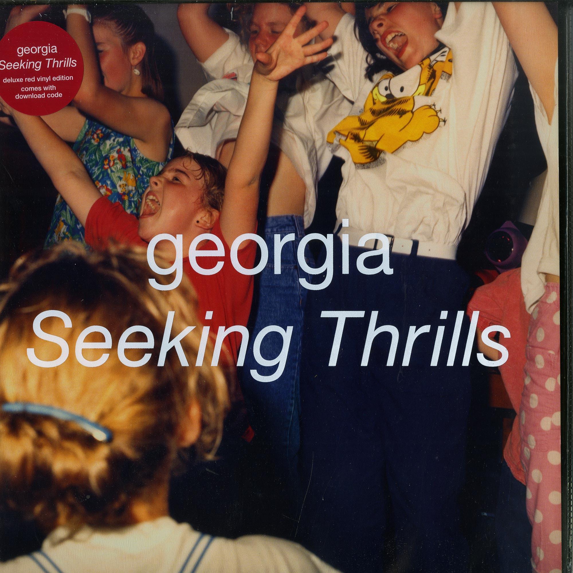 Georgia - SEEKING THRILLS
