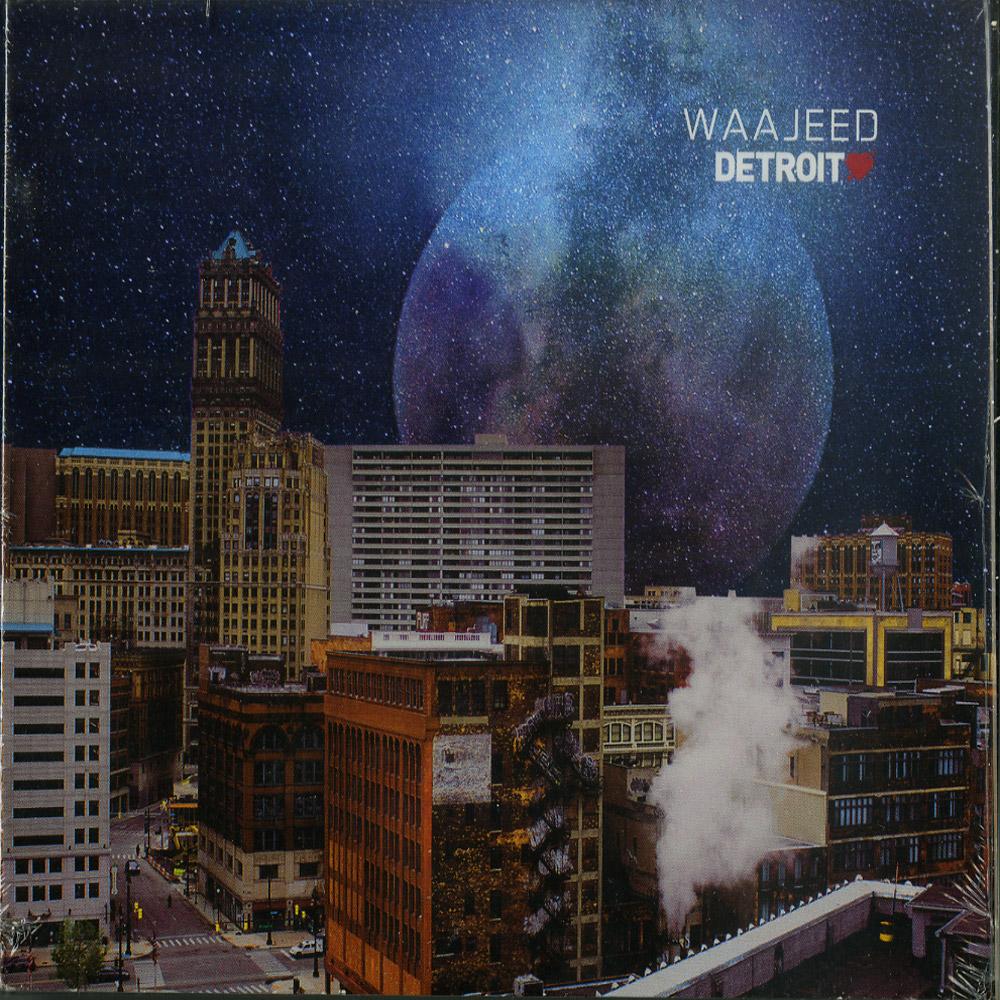 Waajeed - DETROIT LOVE 3
