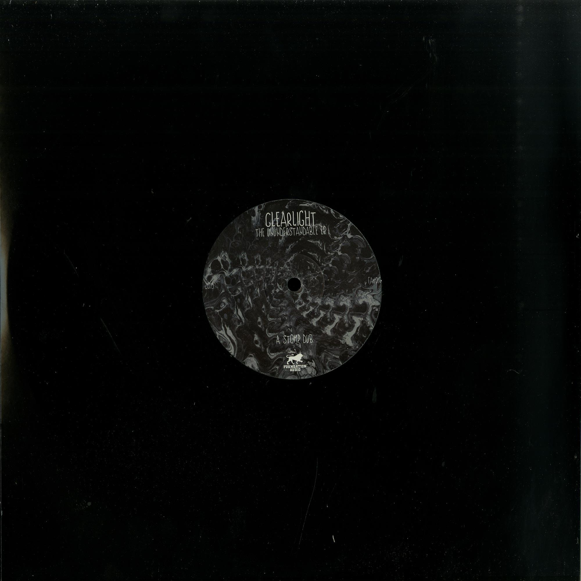 Clearlight - UNUNDERSTANDABLE EP