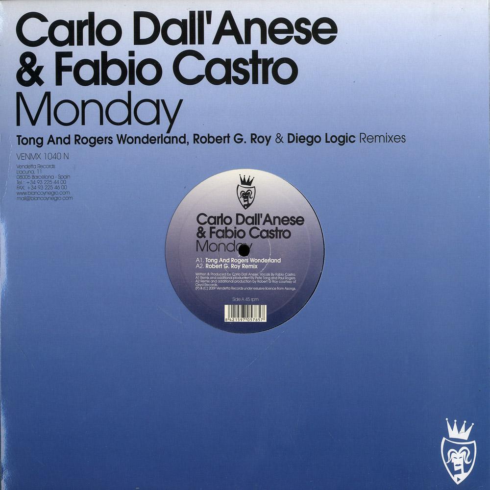 Carlo Dall Anese & Fabio Castro - MONDAY