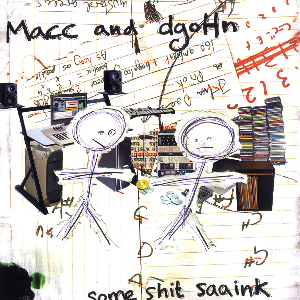 Macc & Dgohn - SOME SHIT SAAINK