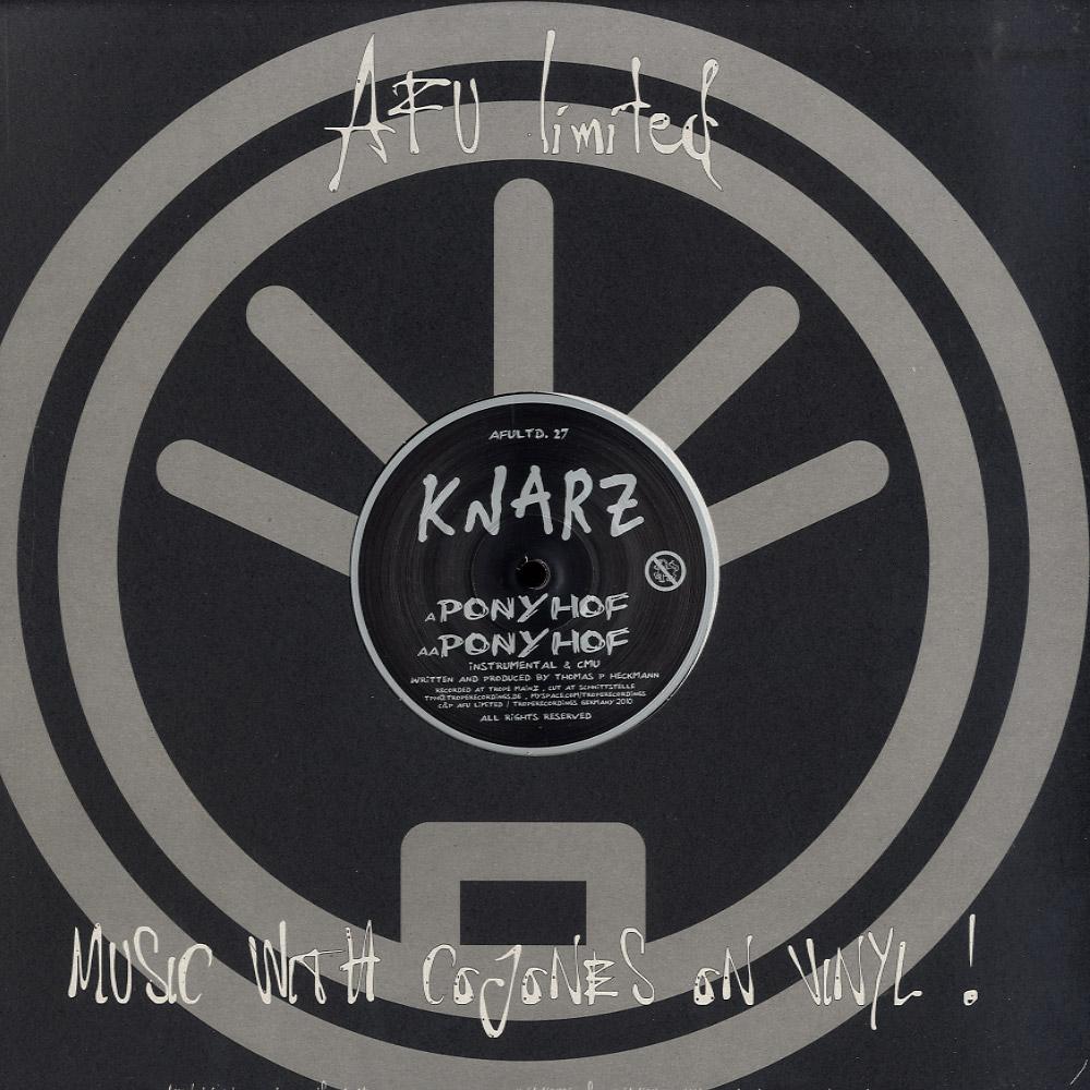 Knarz - PONYHOF