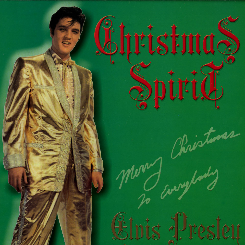 Elvis Presley - CHRISTMAS SPIRIT