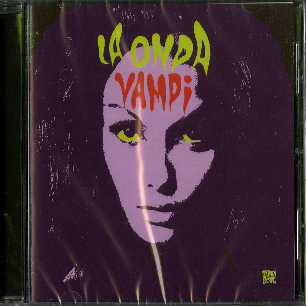 Various Artists - LA ONDA VAMPI