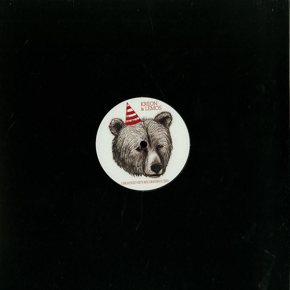 Kreon & Lemos - GREATEST HITS EP RECONSTRUCTED
