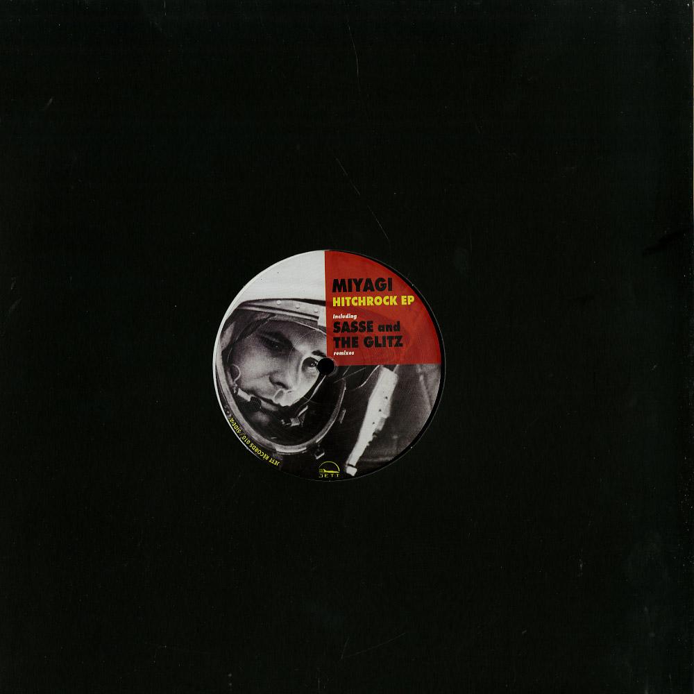 Miyagi - HITCHROCK EP