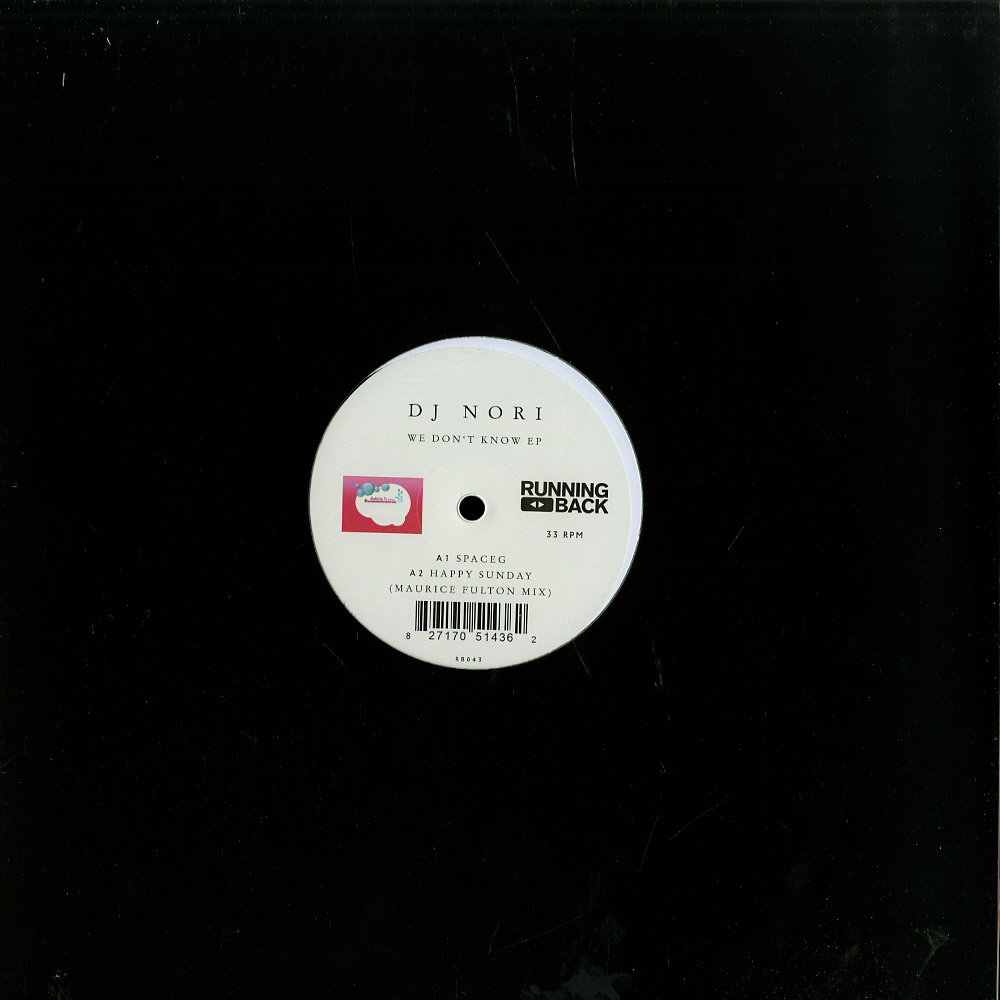 DJ Nori - WE DONT KNOW