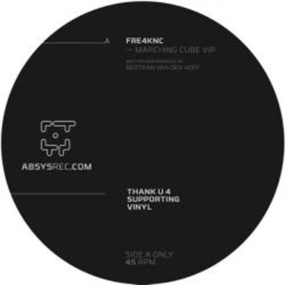 Fre4knc - MARCHING CUBE VIP