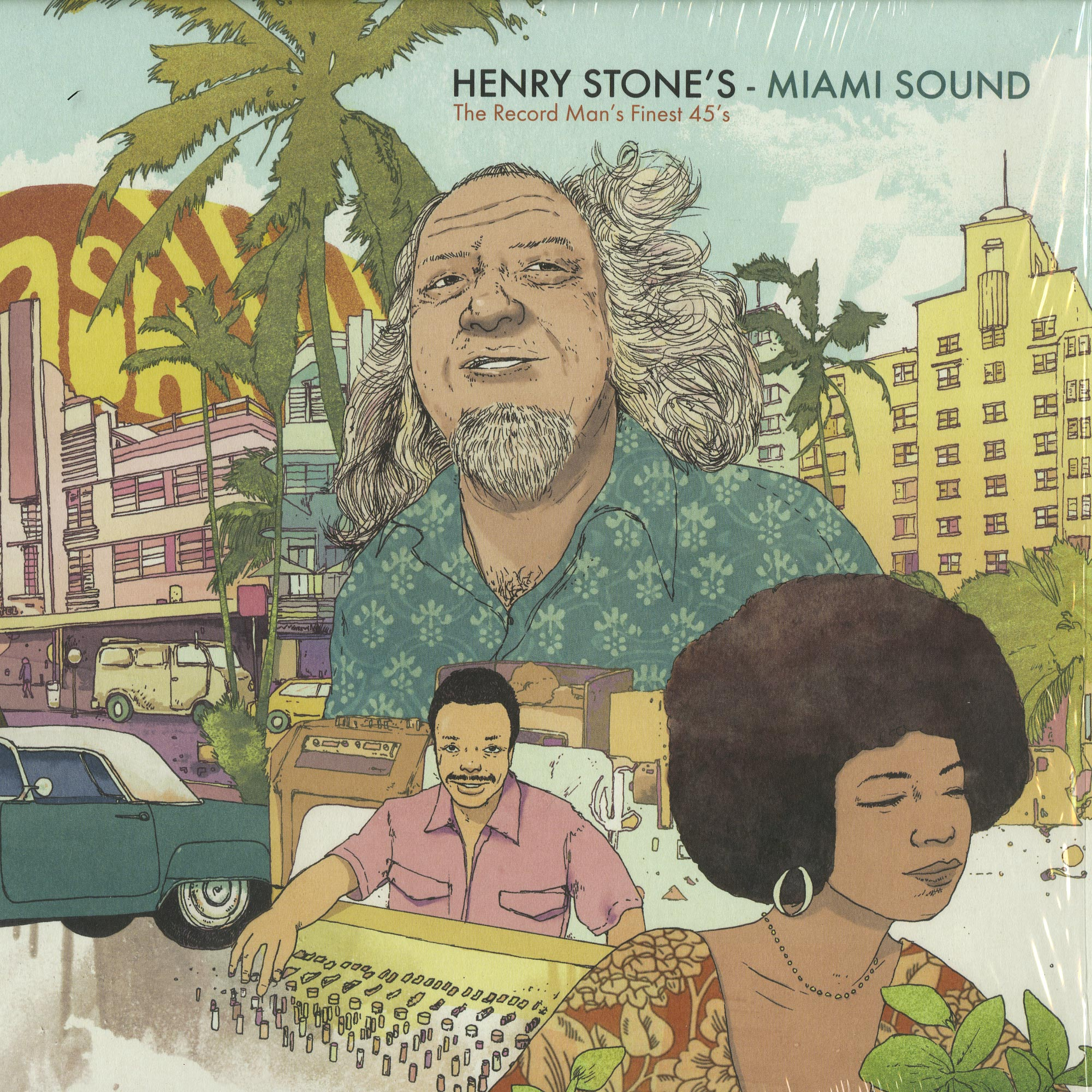 Various Artists - HENRY STONES: MIAMI SOUND