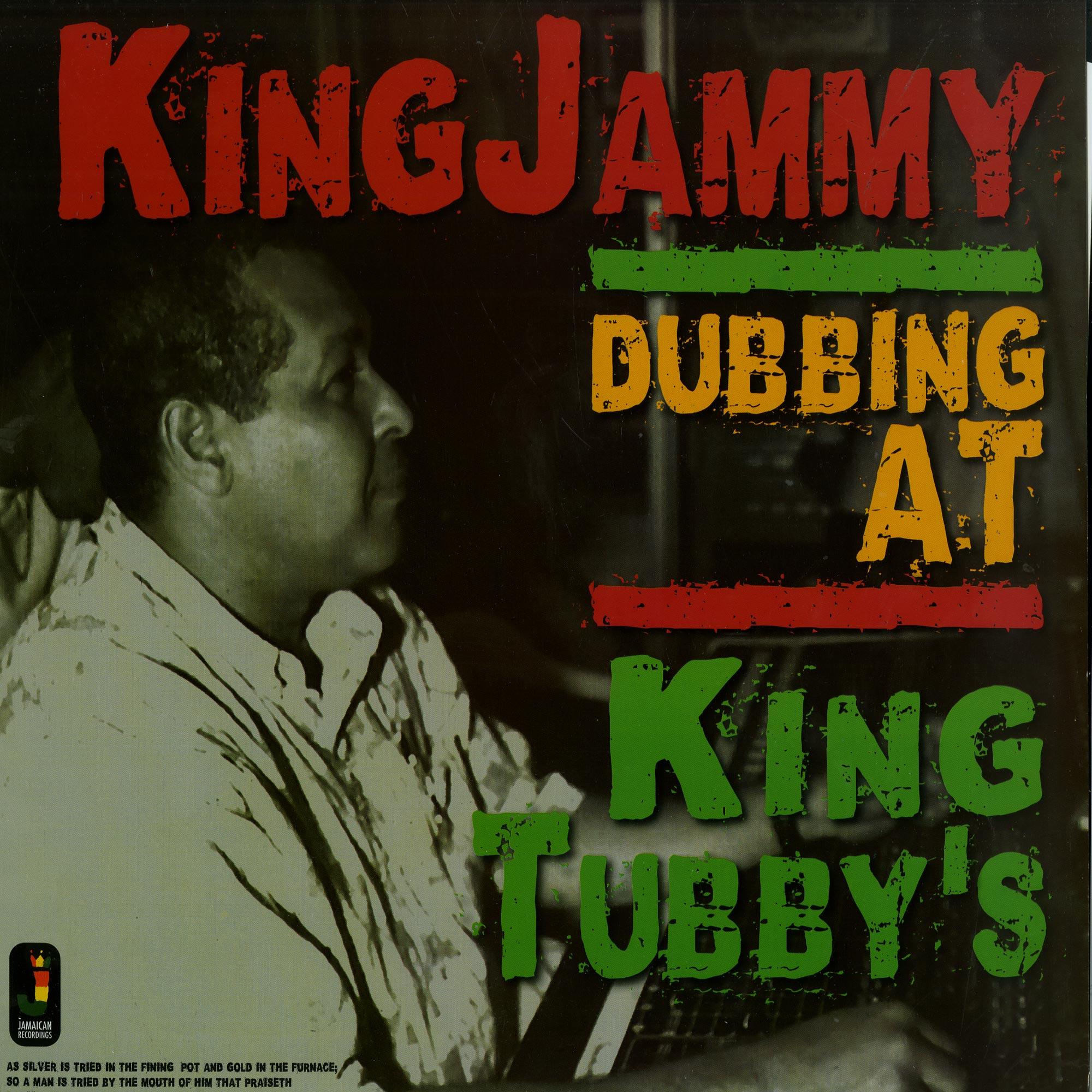 King Jammy - DUBBING AT KING TUBBYS