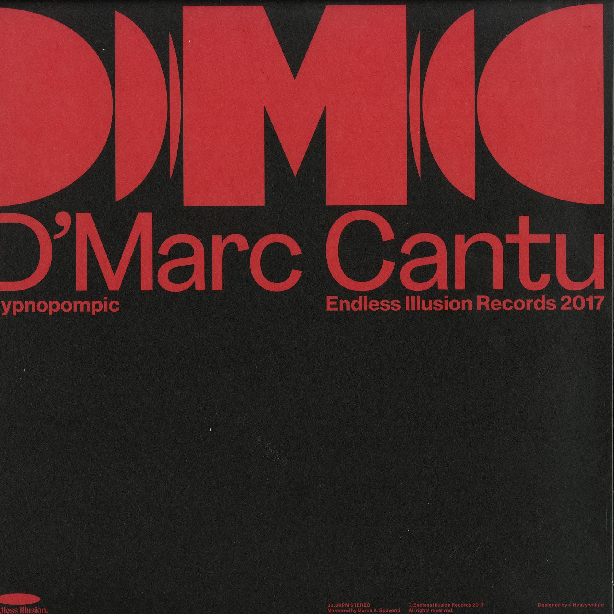 D Marc Cantu - HYPNOPOMPIC