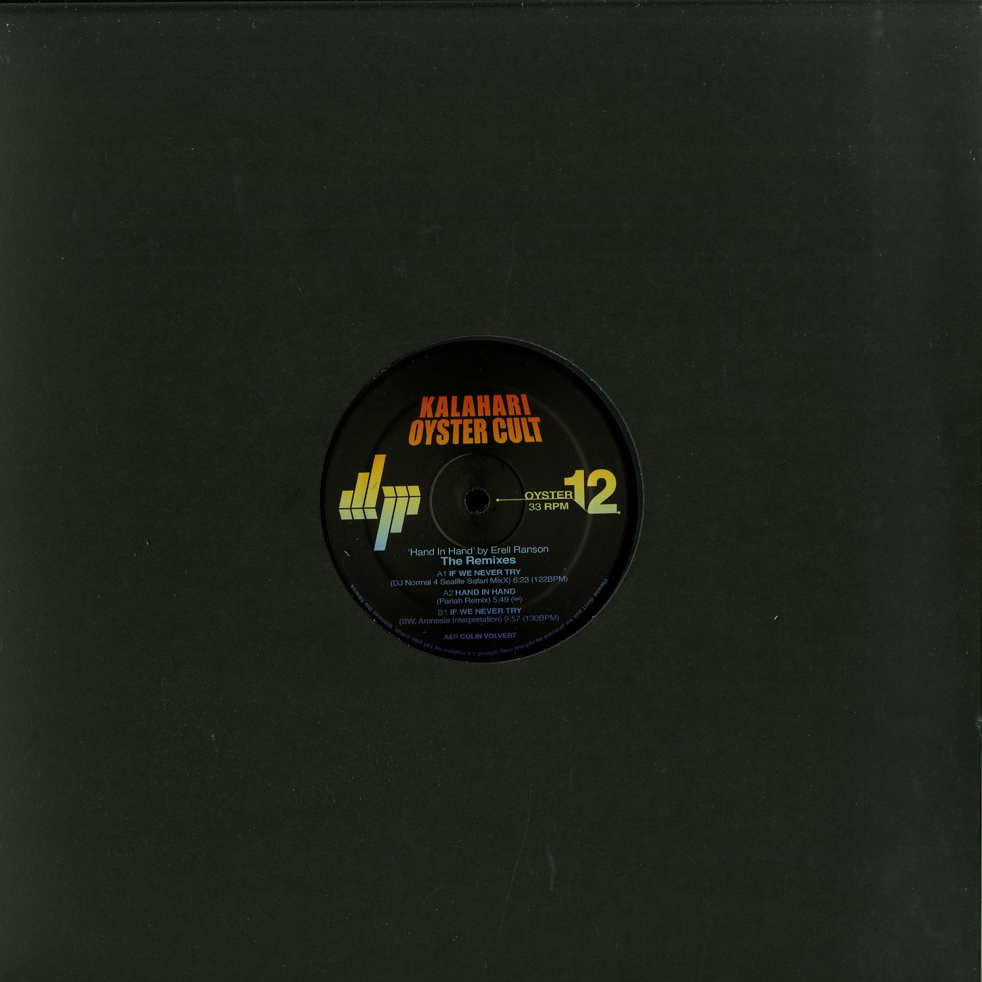 Erell Ranson - HAND IN HAND - THE REMIXES